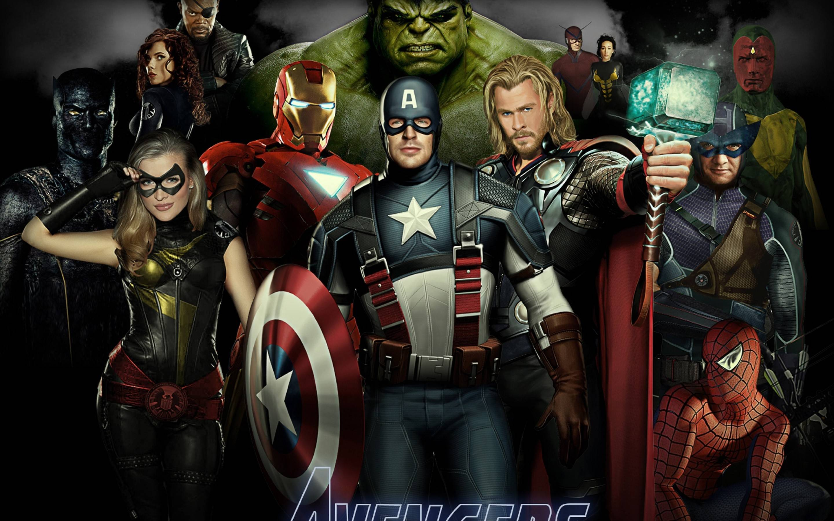 The Avenger Wallpapers HD Wallpaper Cave