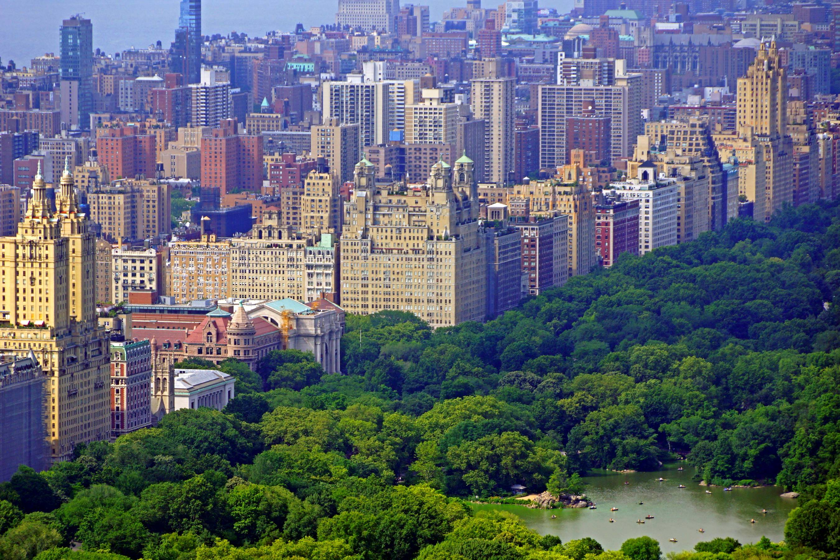 Central Park New York City X Wallpapers