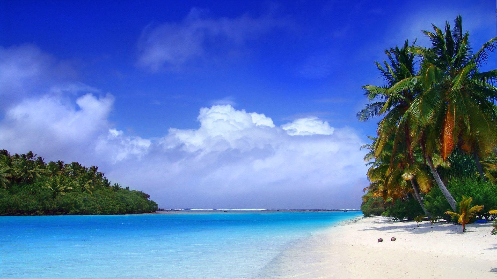 Free Caribbean Beach Wallpapers - Wallpaper Cave