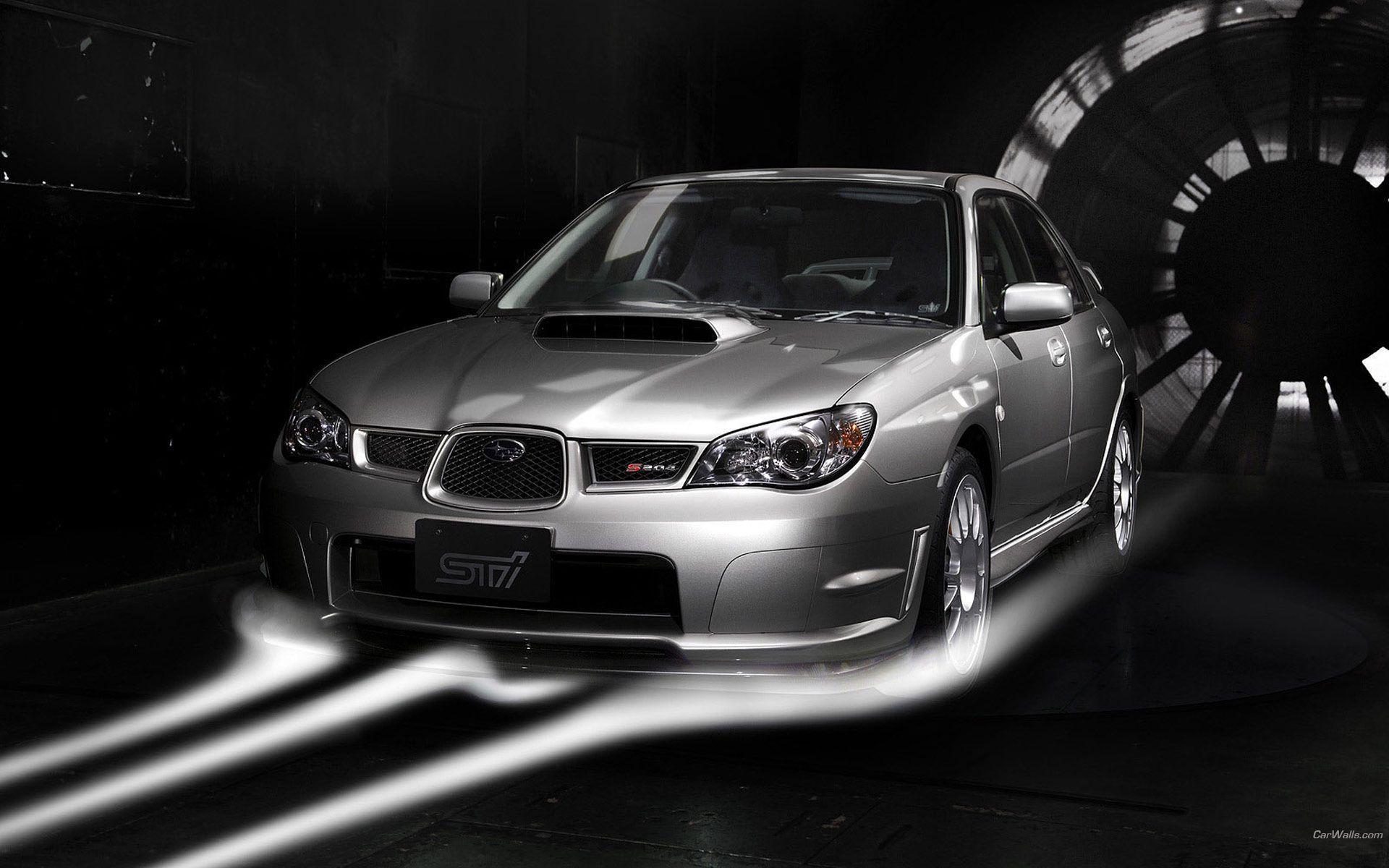 Subaru Impreza Wrx Sti Hatchback wallpaper - 315096