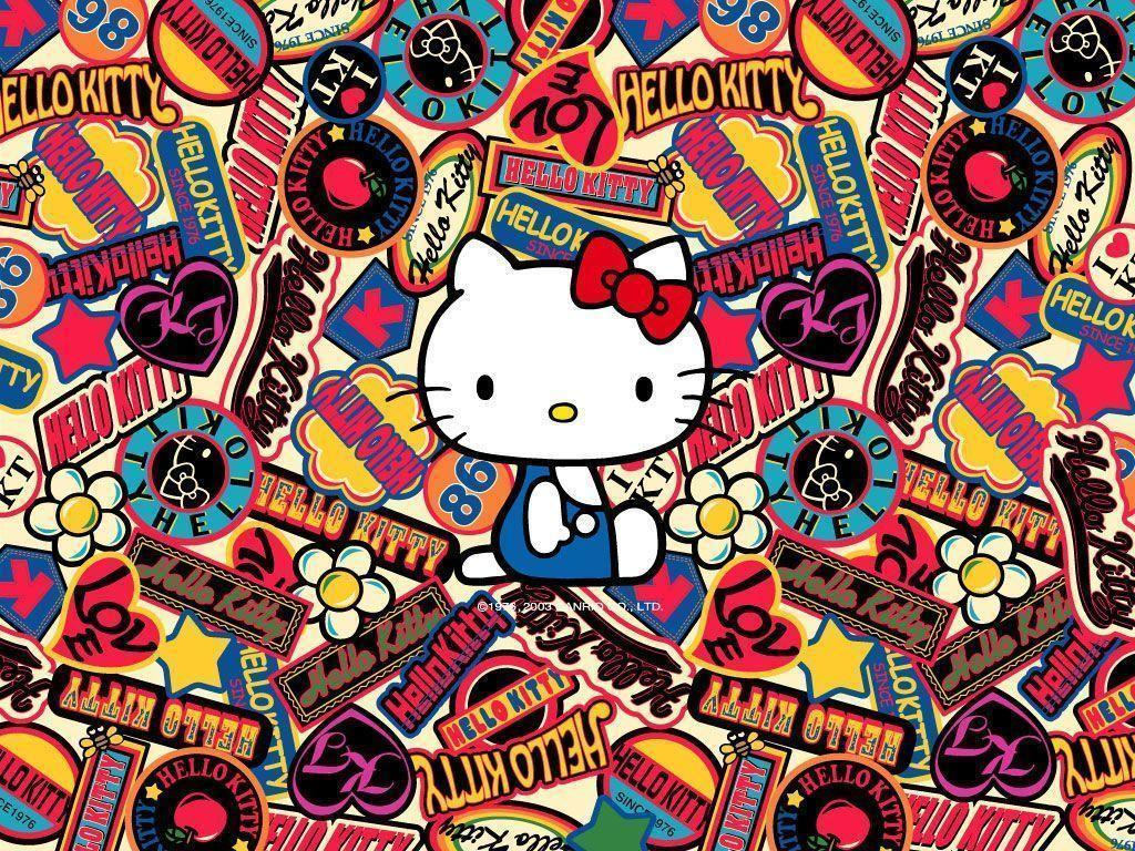 Hello Kitty Computer Wallpapers - Wallpaper Cave
