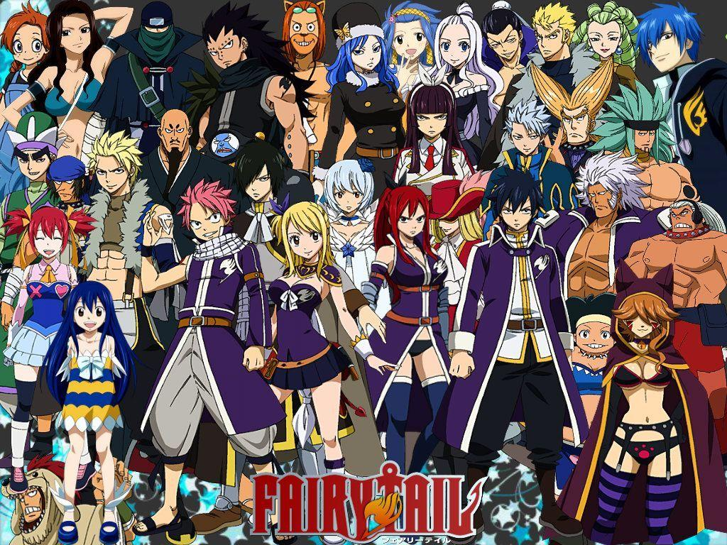 Fairy Tail♥