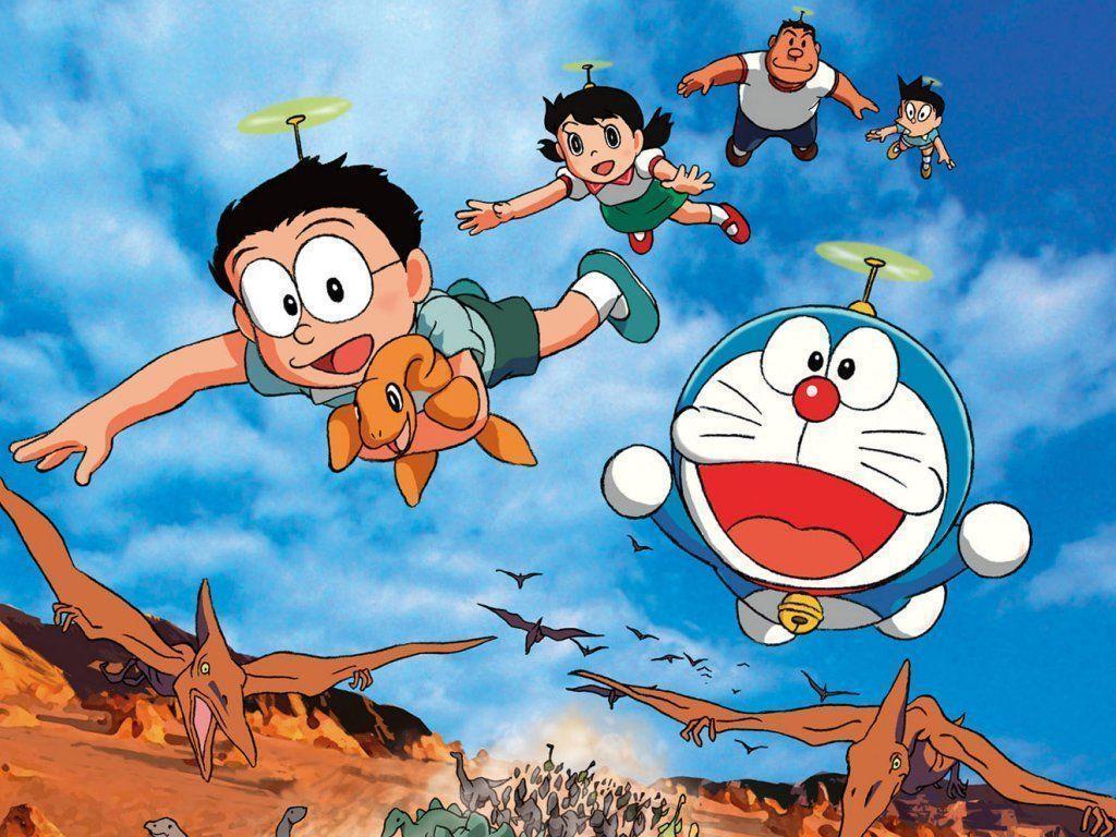 Images For > Doraemon Wallpaper