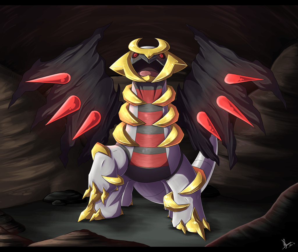 Giratina Wallpapers - Wallpaper Cave