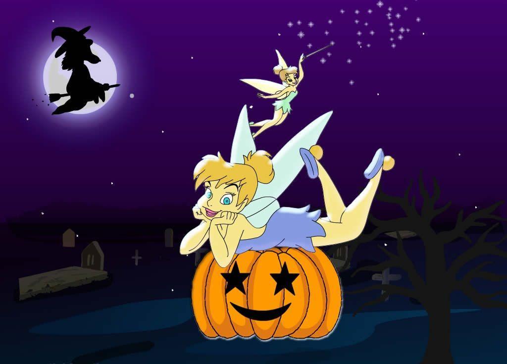 Fall Halloween Desktop Wallpaper