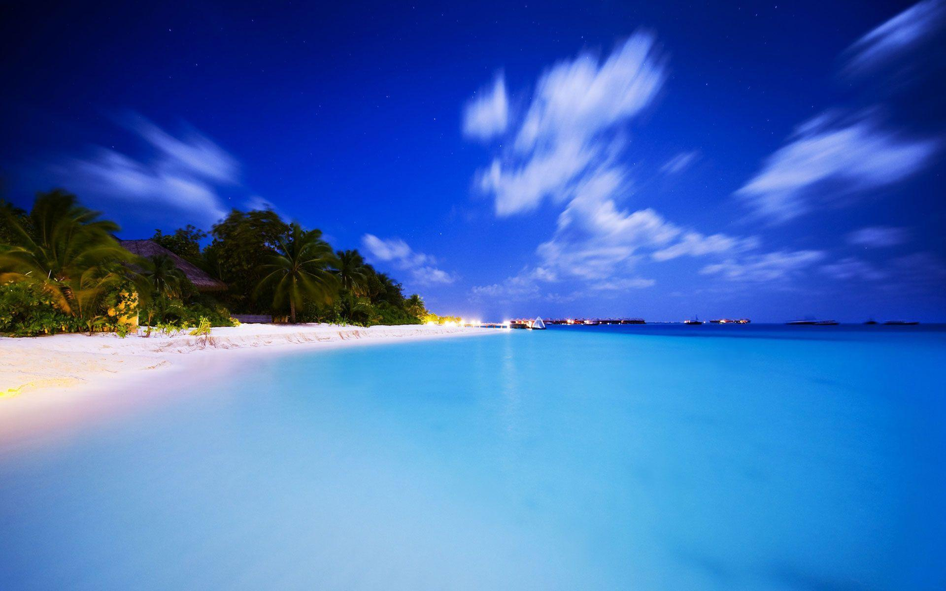 tropical island backgrounds - photo #16
