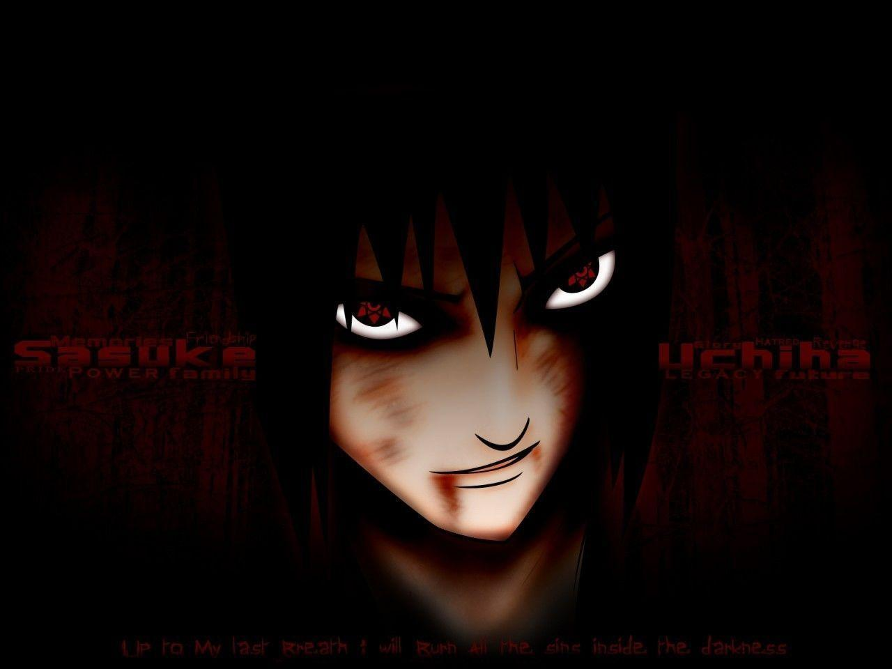 Sasuke Uchiha Sharingan Wallpapers Wallpaper Cave