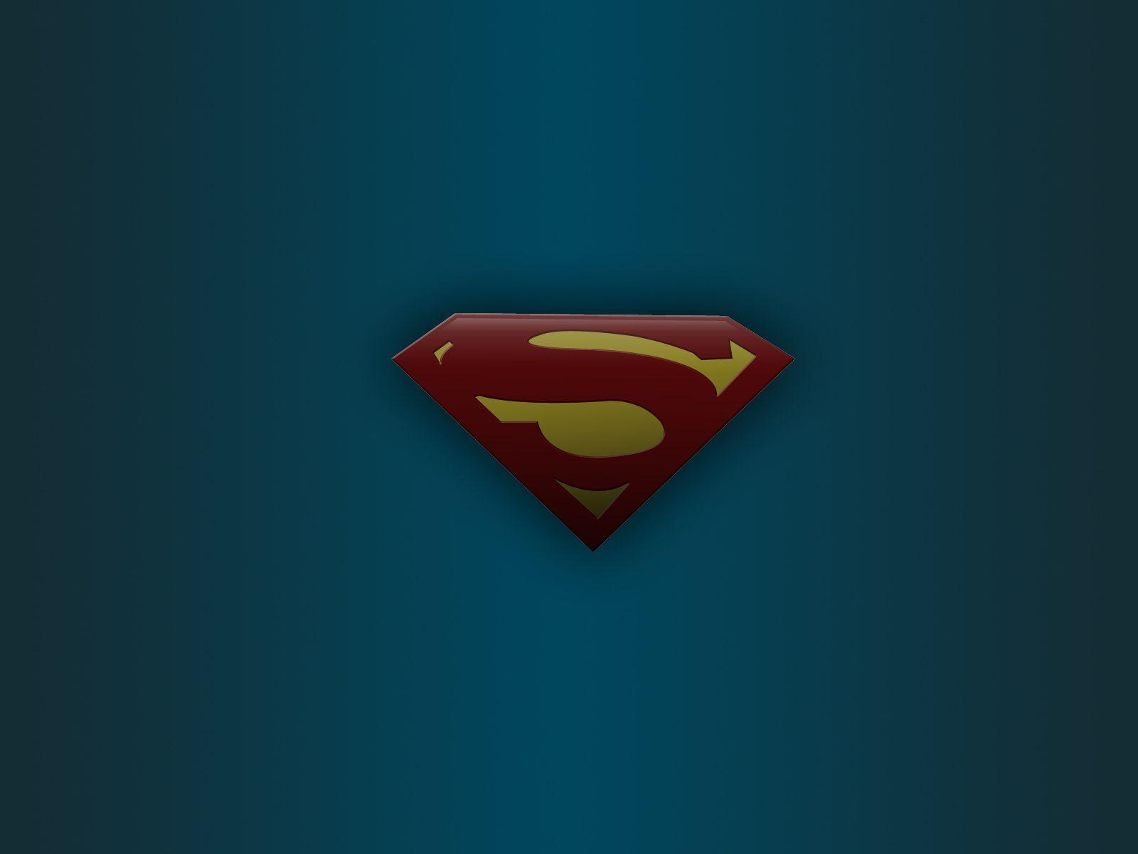 Wallpapers For > Superman Logo Wallpapers