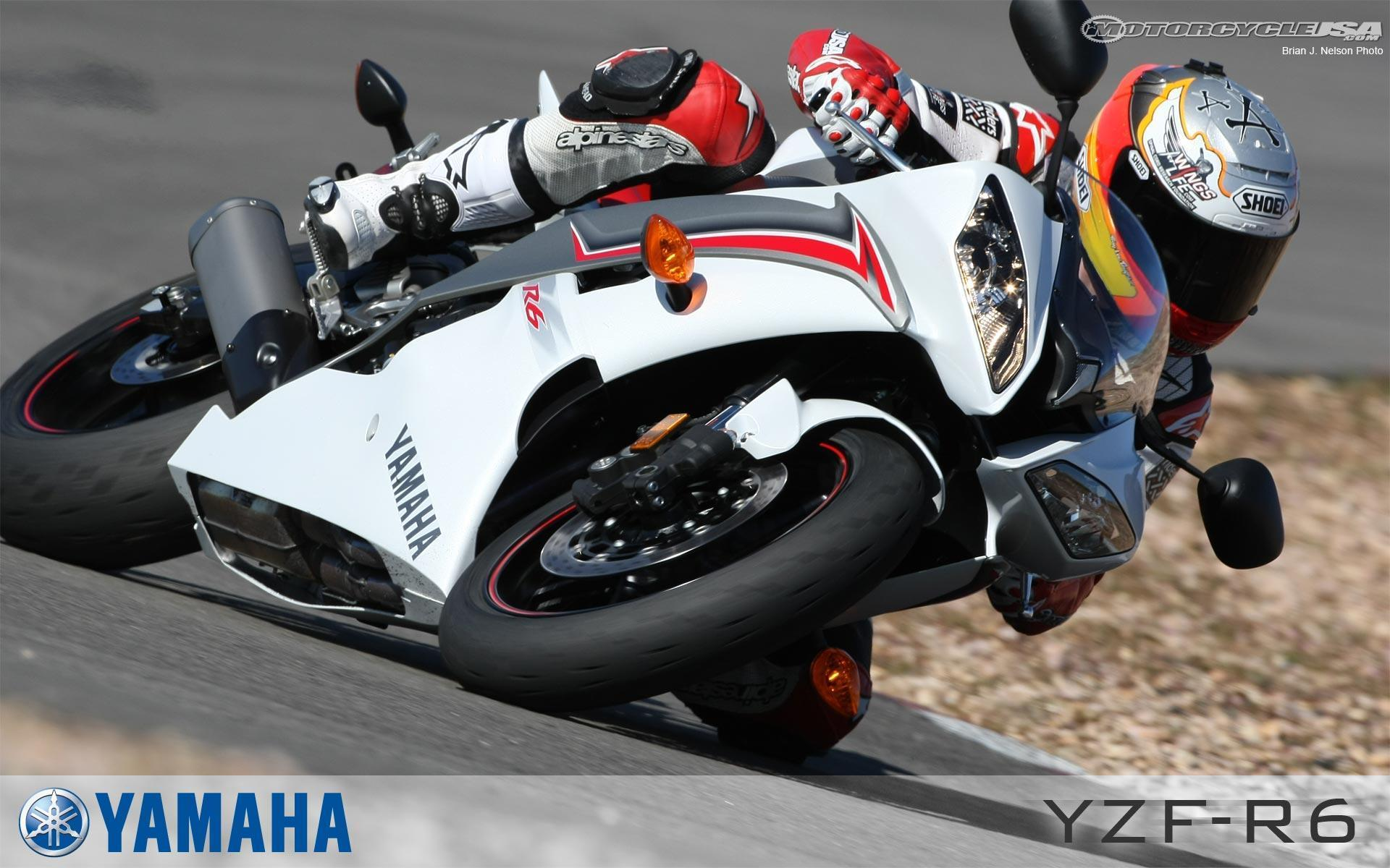 2009 Yamaha YZF-R6 Comparison - Motorcycle USA