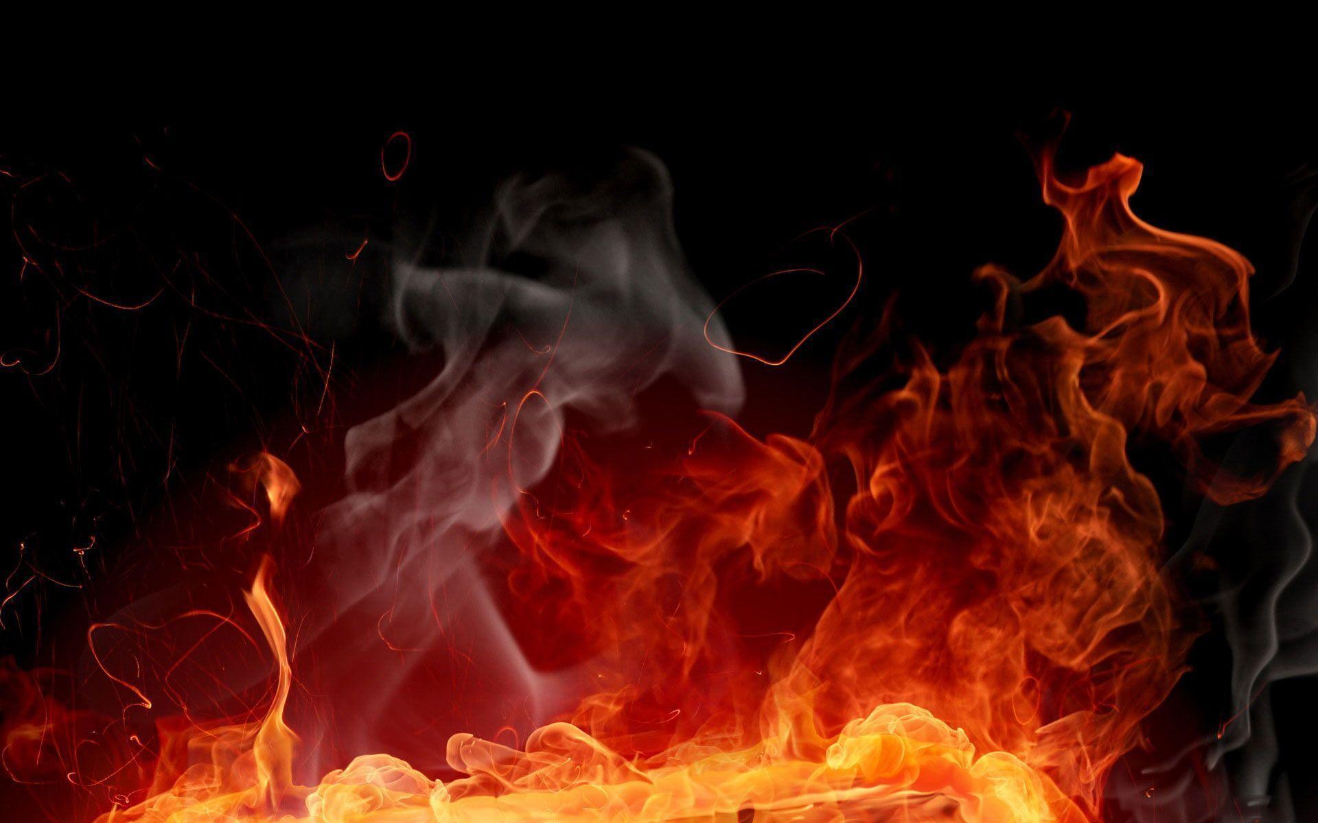 Как сделать эффект горящего