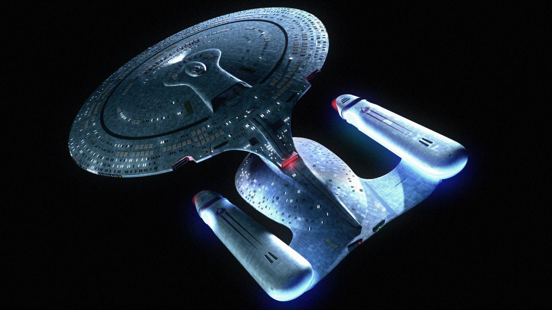Bien-aimé Star Trek Enterprise Wallpapers - Wallpaper Cave WJ28