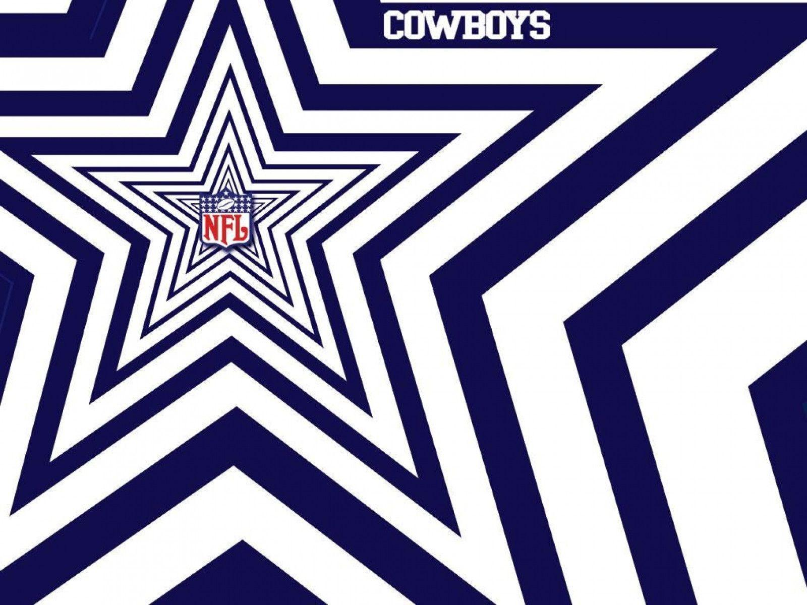 Dallas Cowboys Star Vector