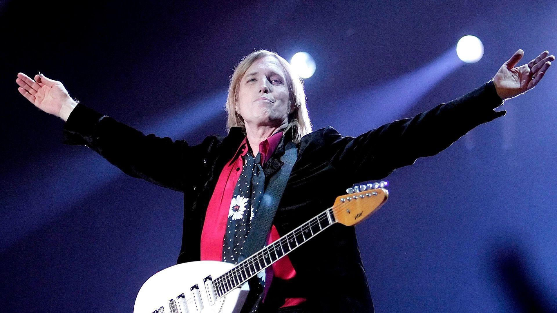 Tom Petty | Best Music Wallpapers