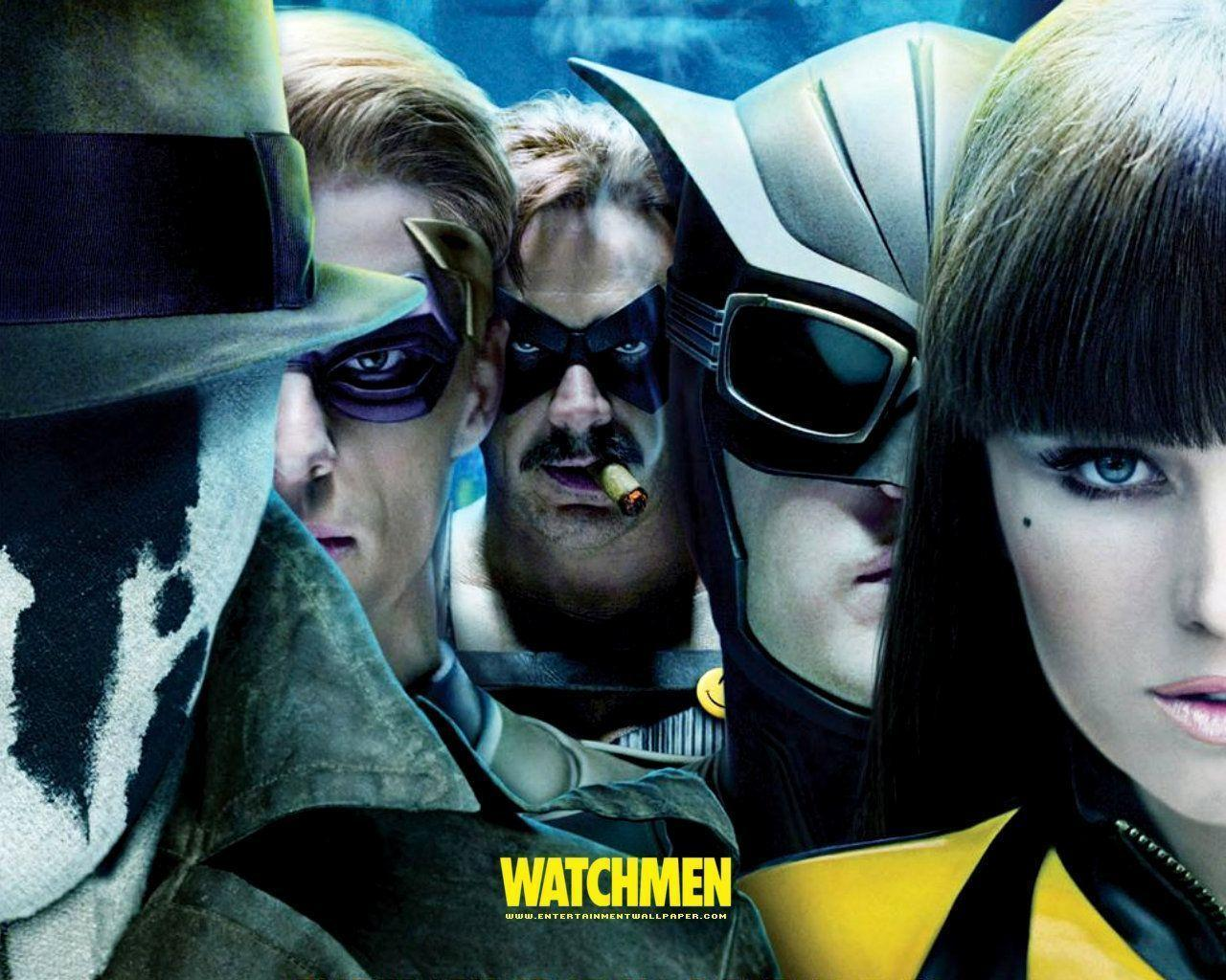 Latest Screens : Watchmen: The End is Nigh Wallpapers
