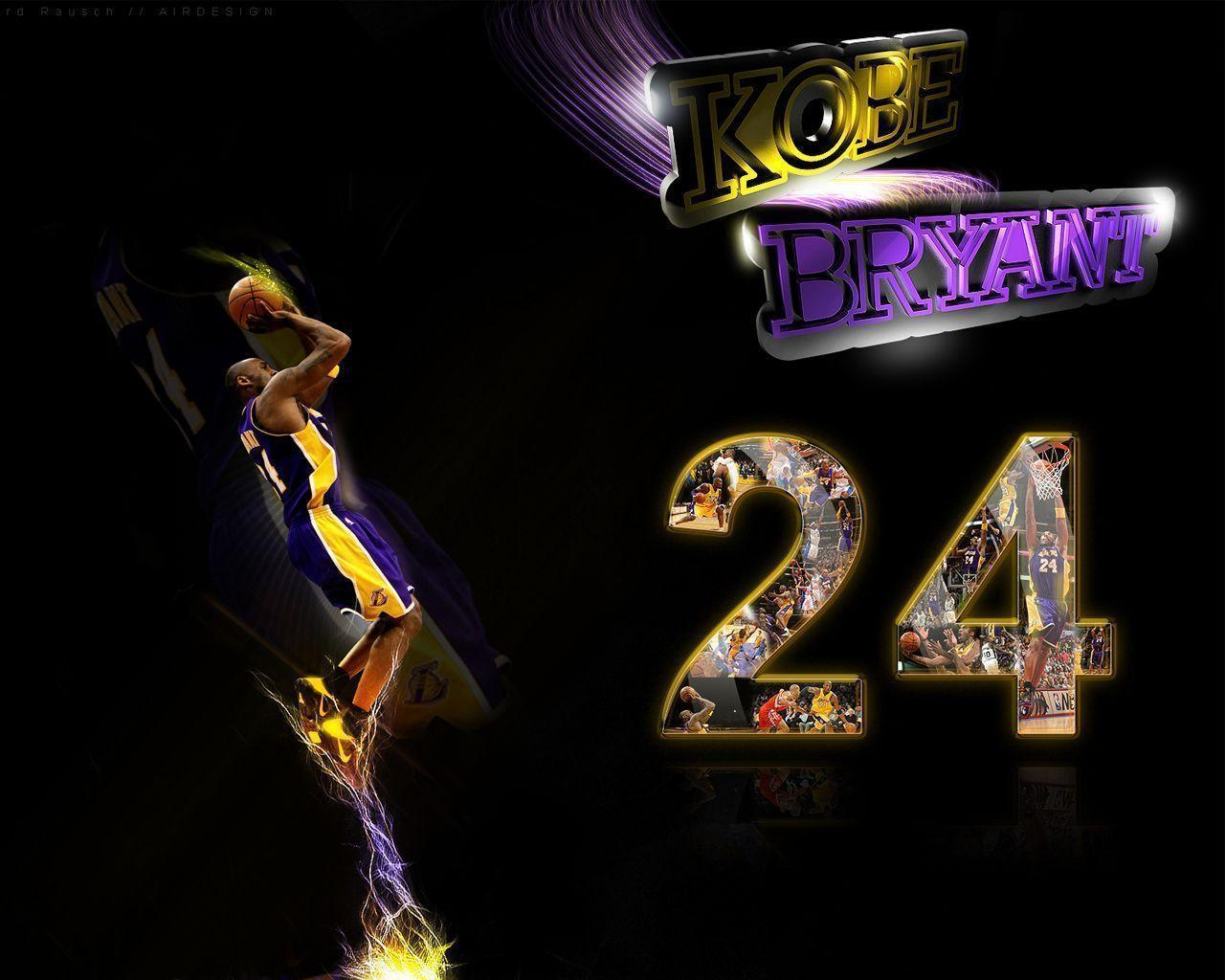 best cheap e4fa1 8f3e9 Kobe Bryant Jump Shot HD Wallpaper 1280X1024   Genovic.