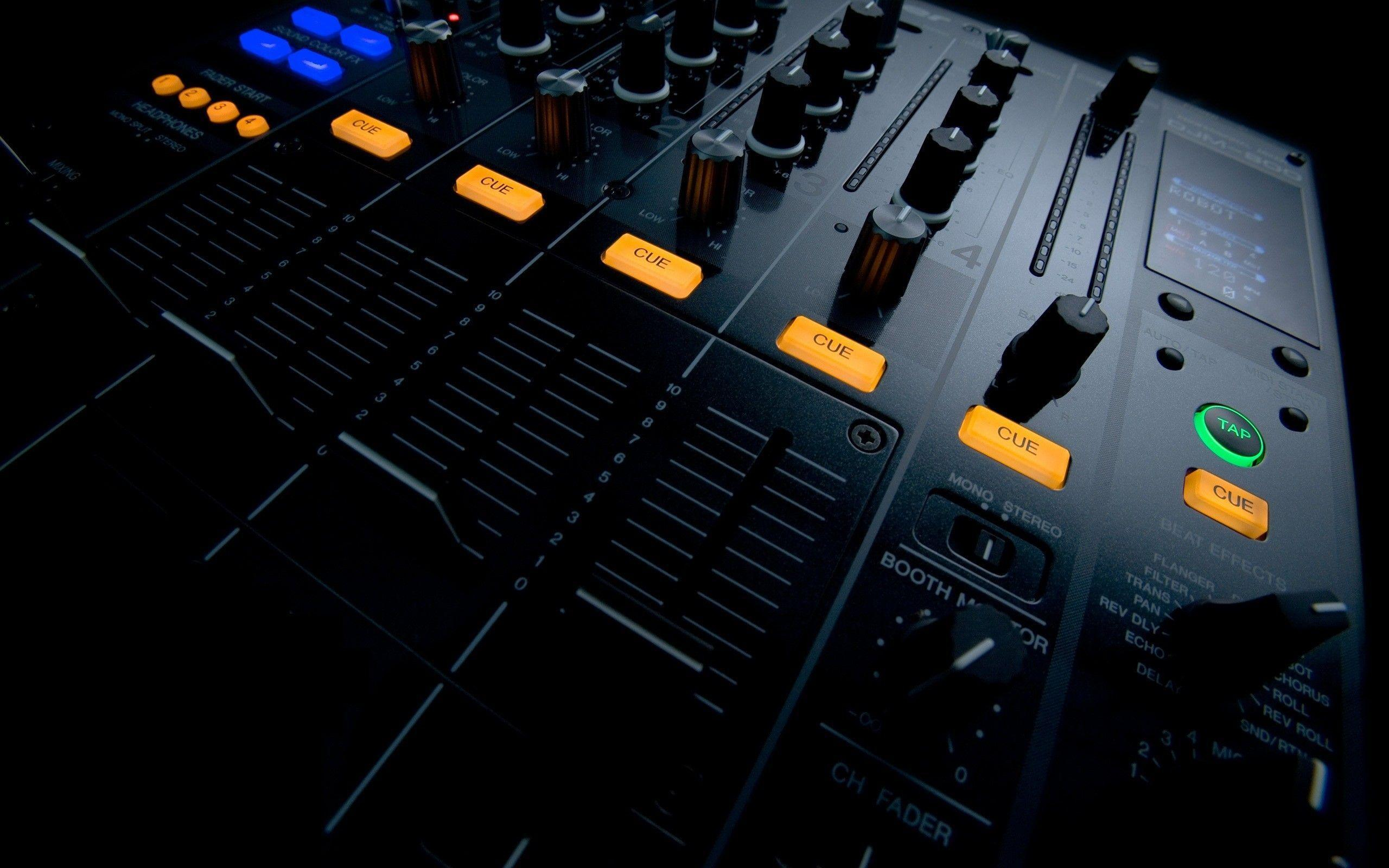 Dj Mixer Wallpapers Image & Pictures