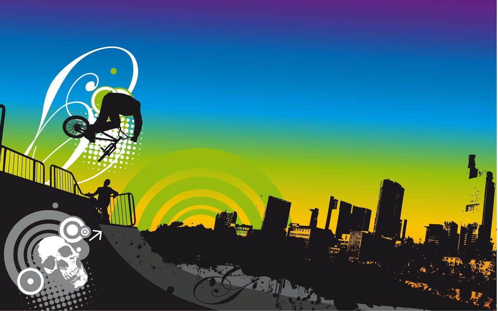 Download Bmx Bike Wallpapers Gallery: Wallpaper Cave