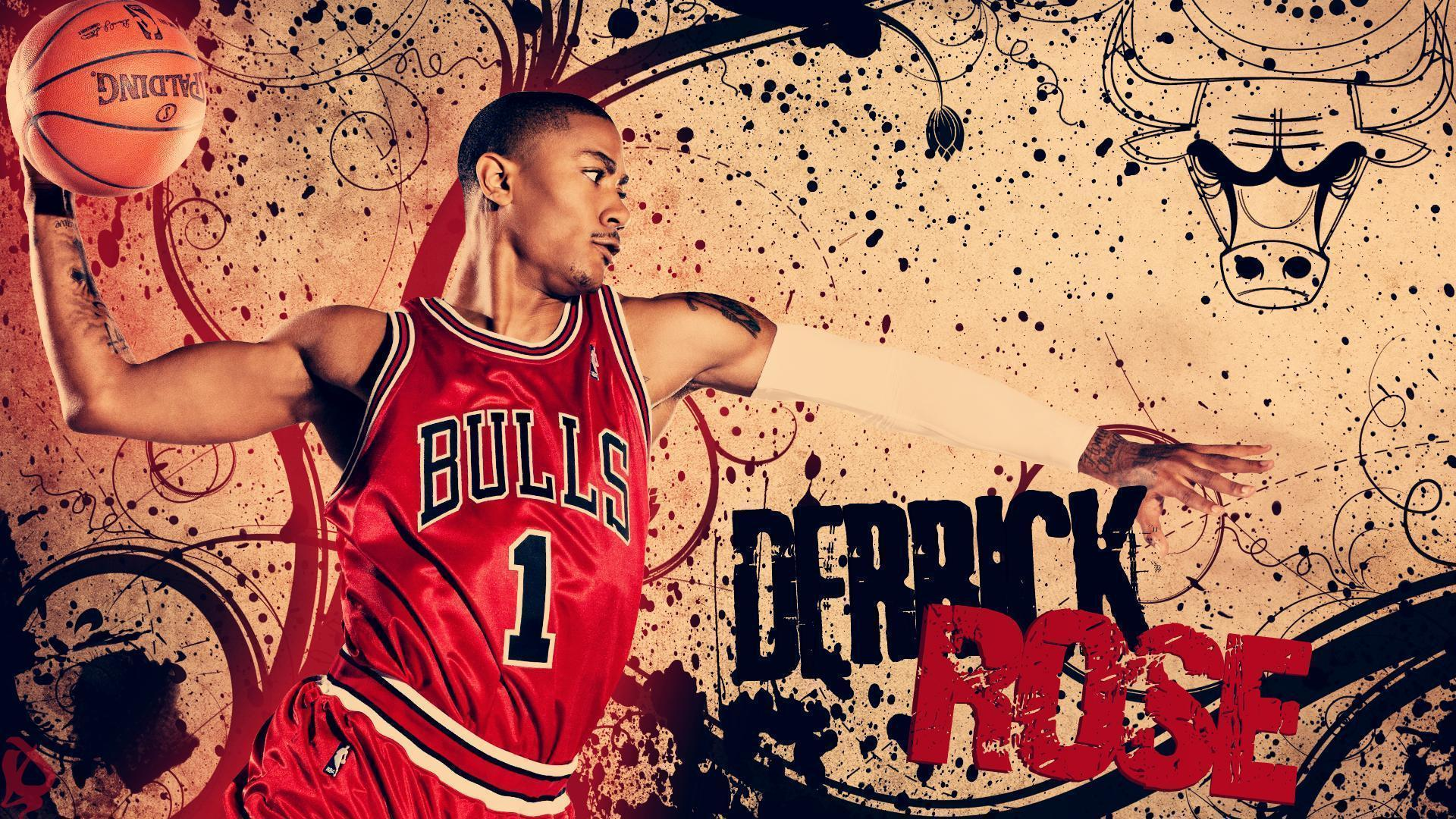 derrick rose wallpapers – 1920×1080 High Definition Wallpapers
