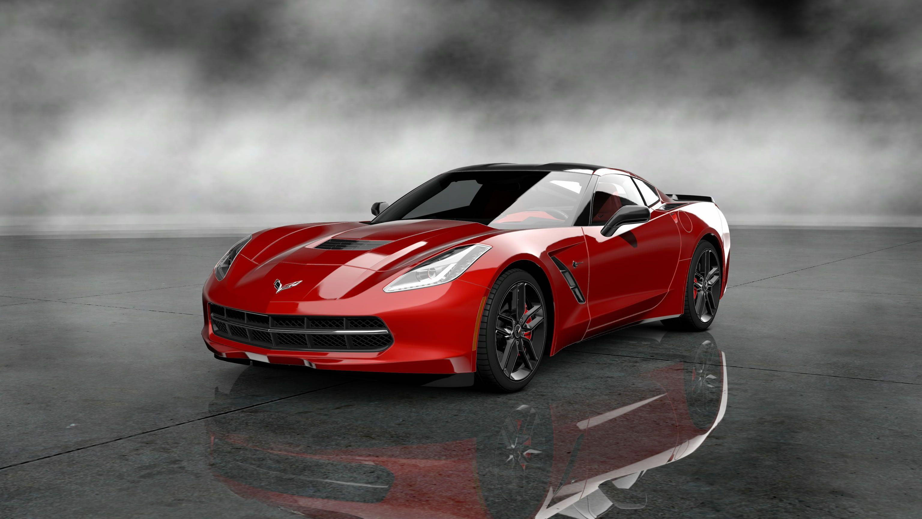 corvette wallpaper hd - photo #5