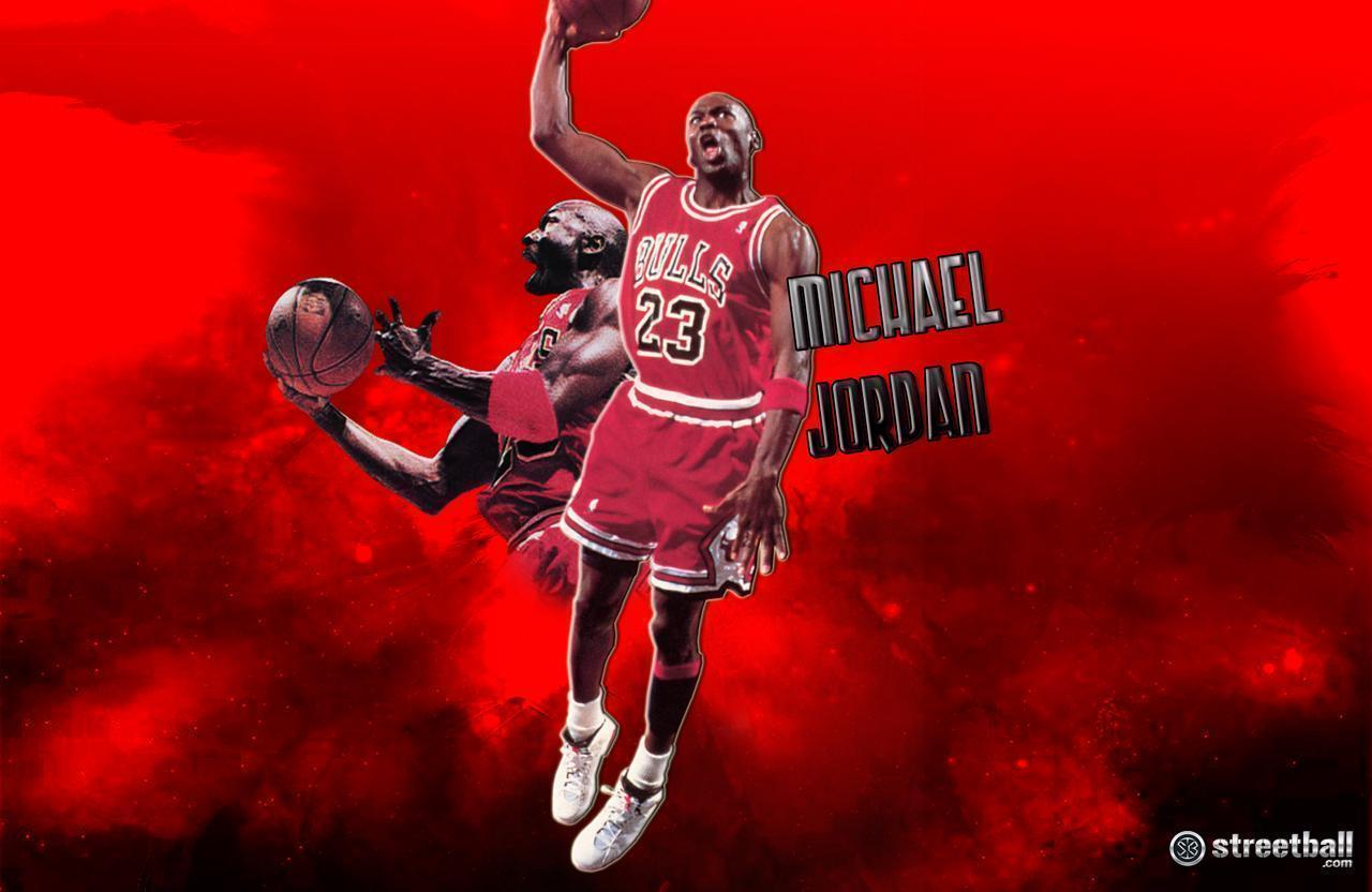 michael jordan chicago bulls wallpapers wallpaper cave