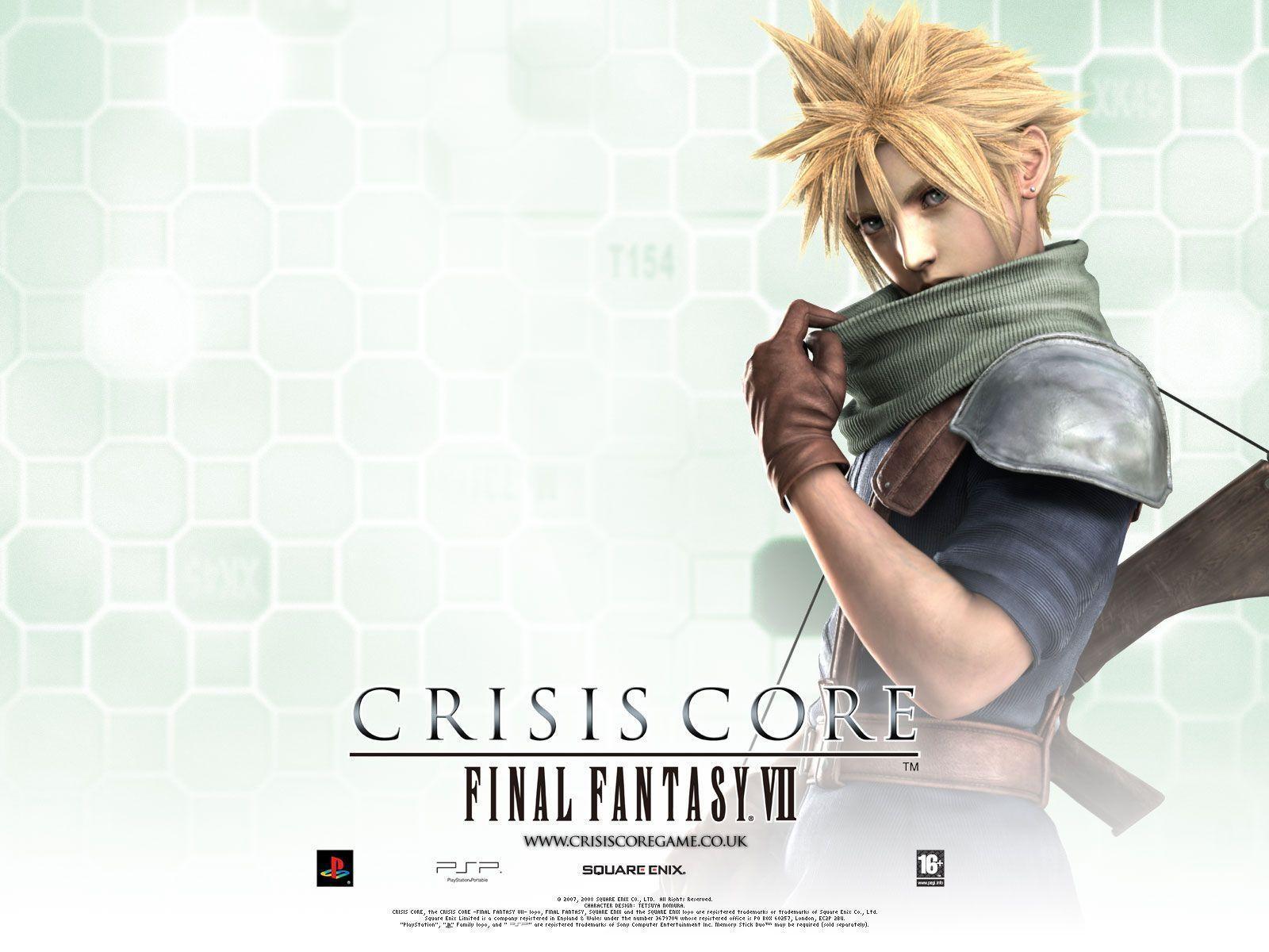 Final Fantasy Cloud Strife Wallpapers Wallpaper Cave