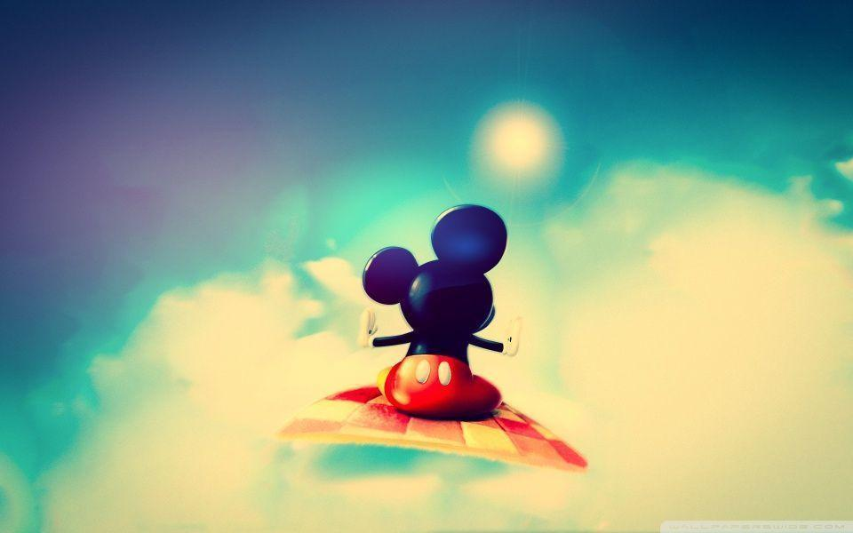 Amazing Cute Mickey Mouse Wallpaper