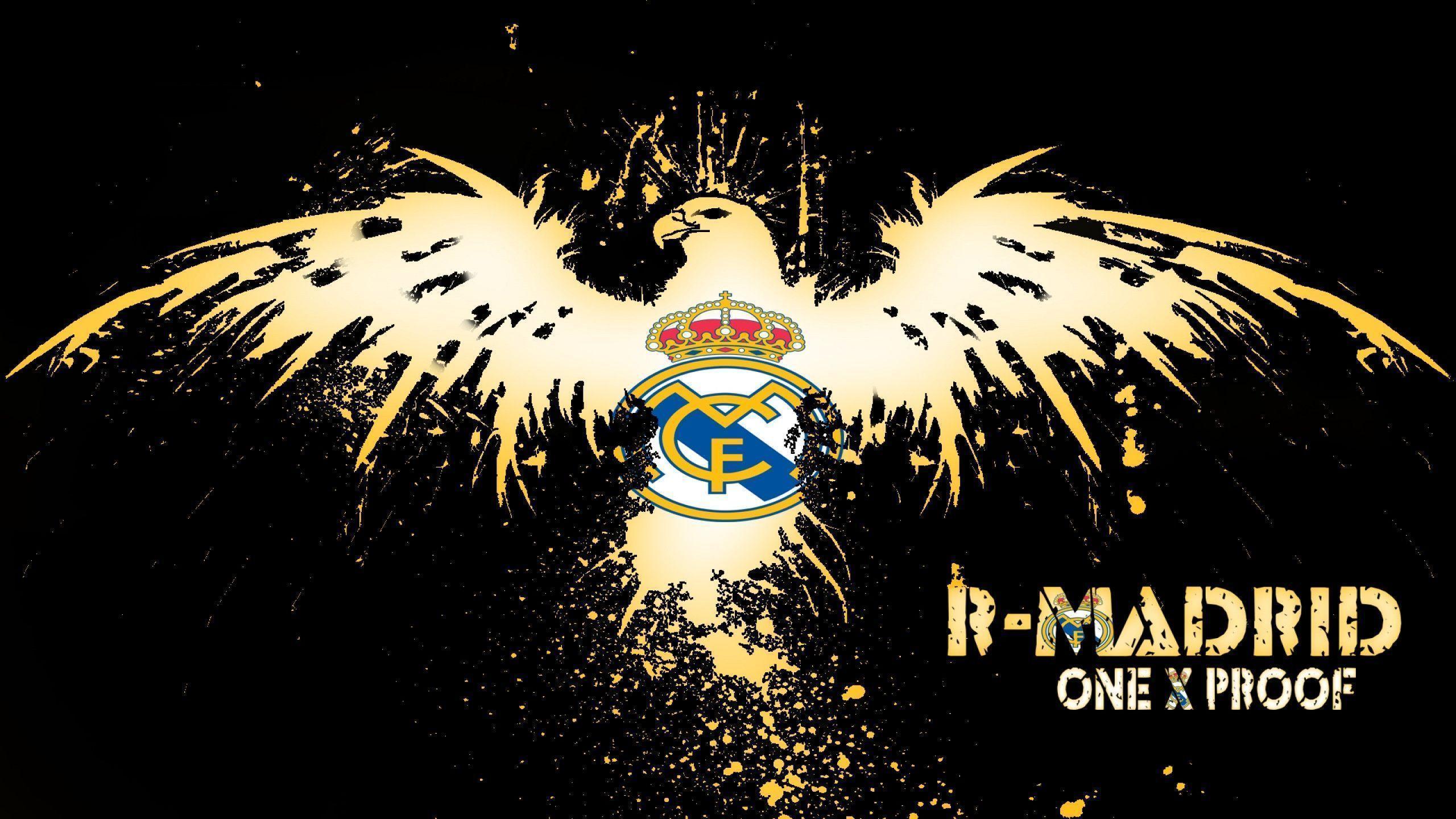 Real Madrid Cf Logo HD Wallpaper #5389 Wallpaper computer | best .