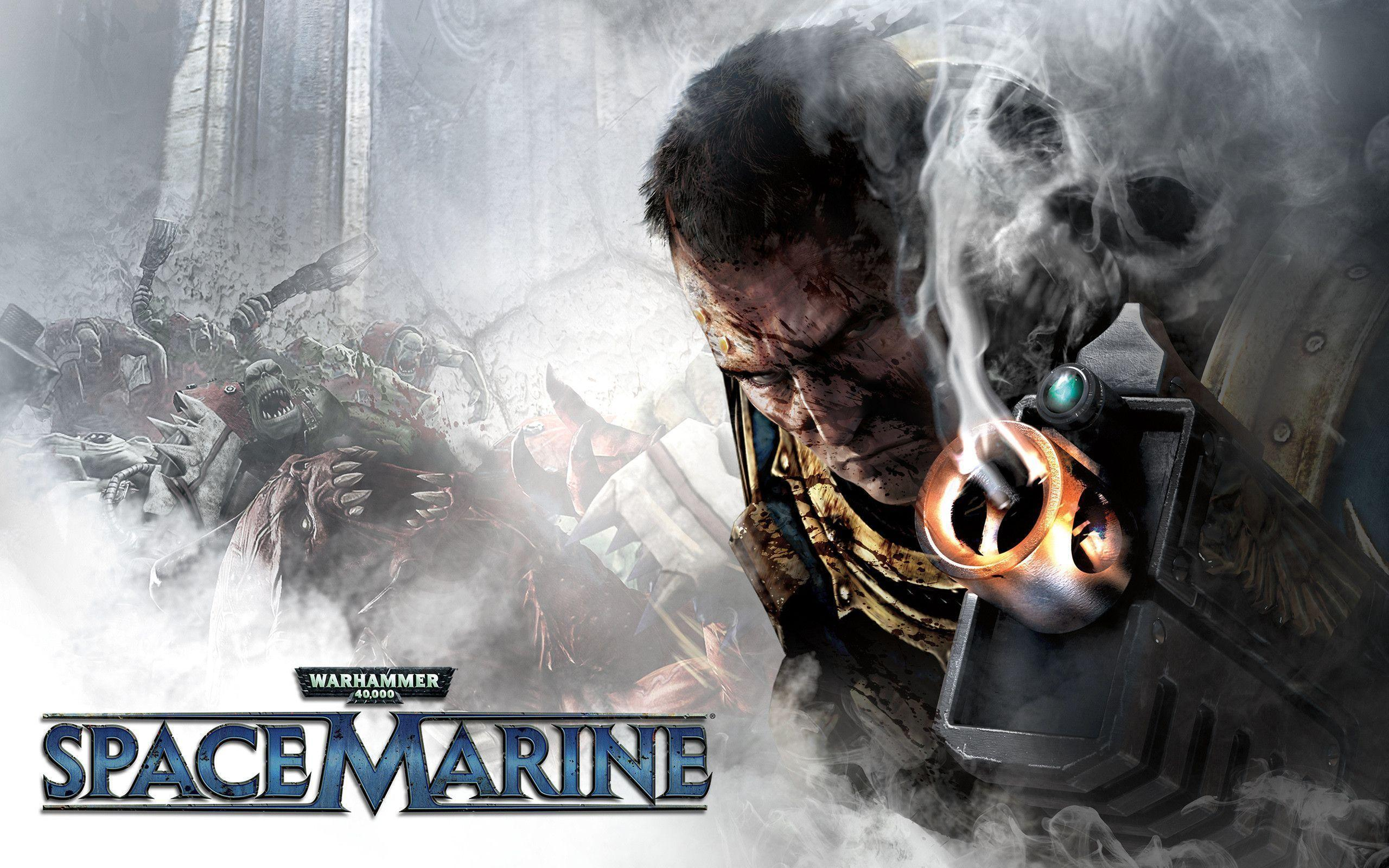 Warhammer Space Marine Exclusive HD Wallpapers #