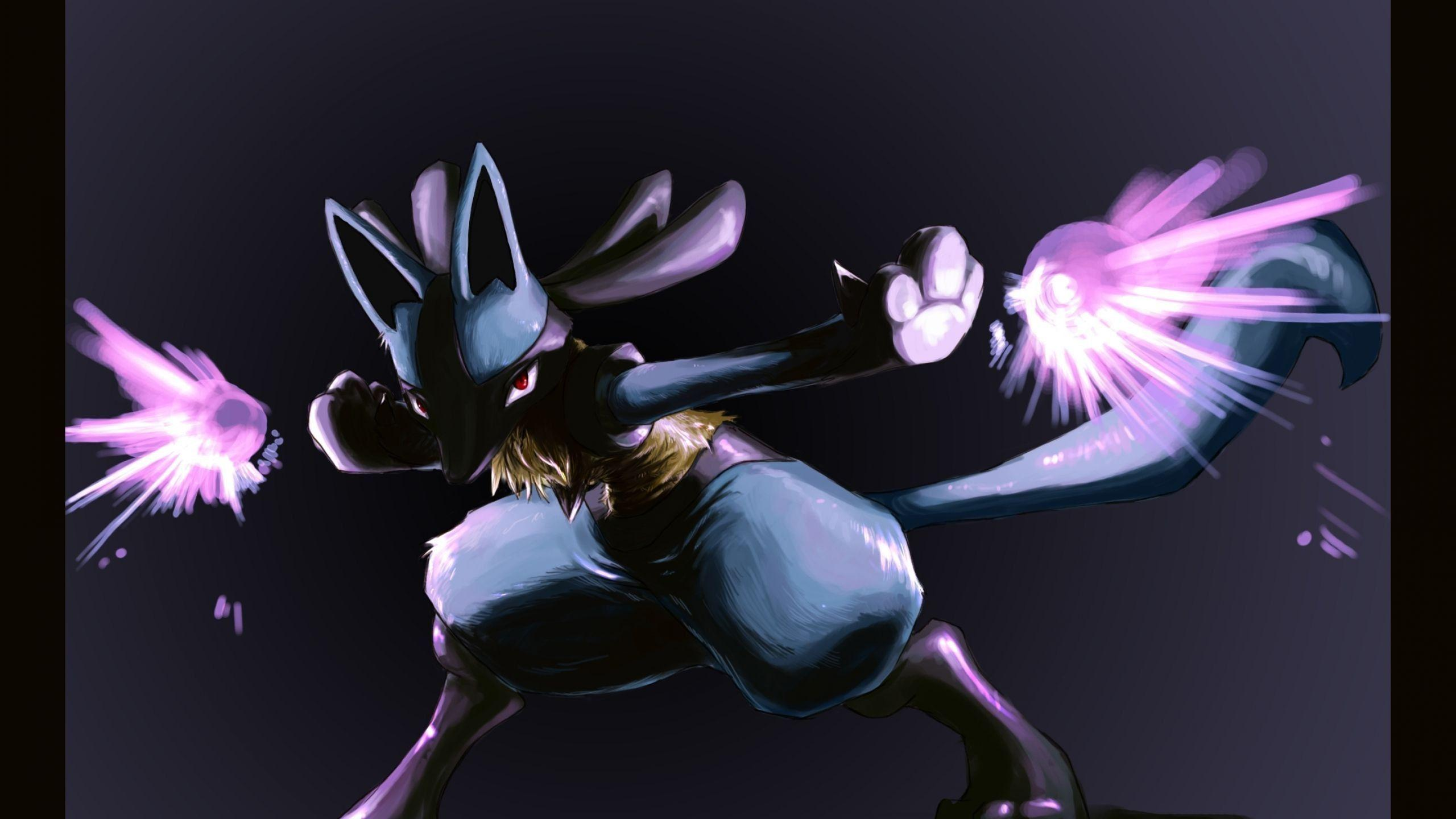 What Nature Is Best For Lucario