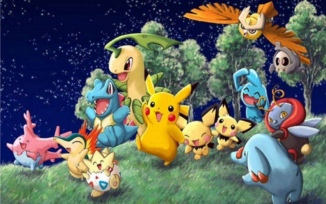 Pokemon 3D Wallpapers - Wallpaper Cave