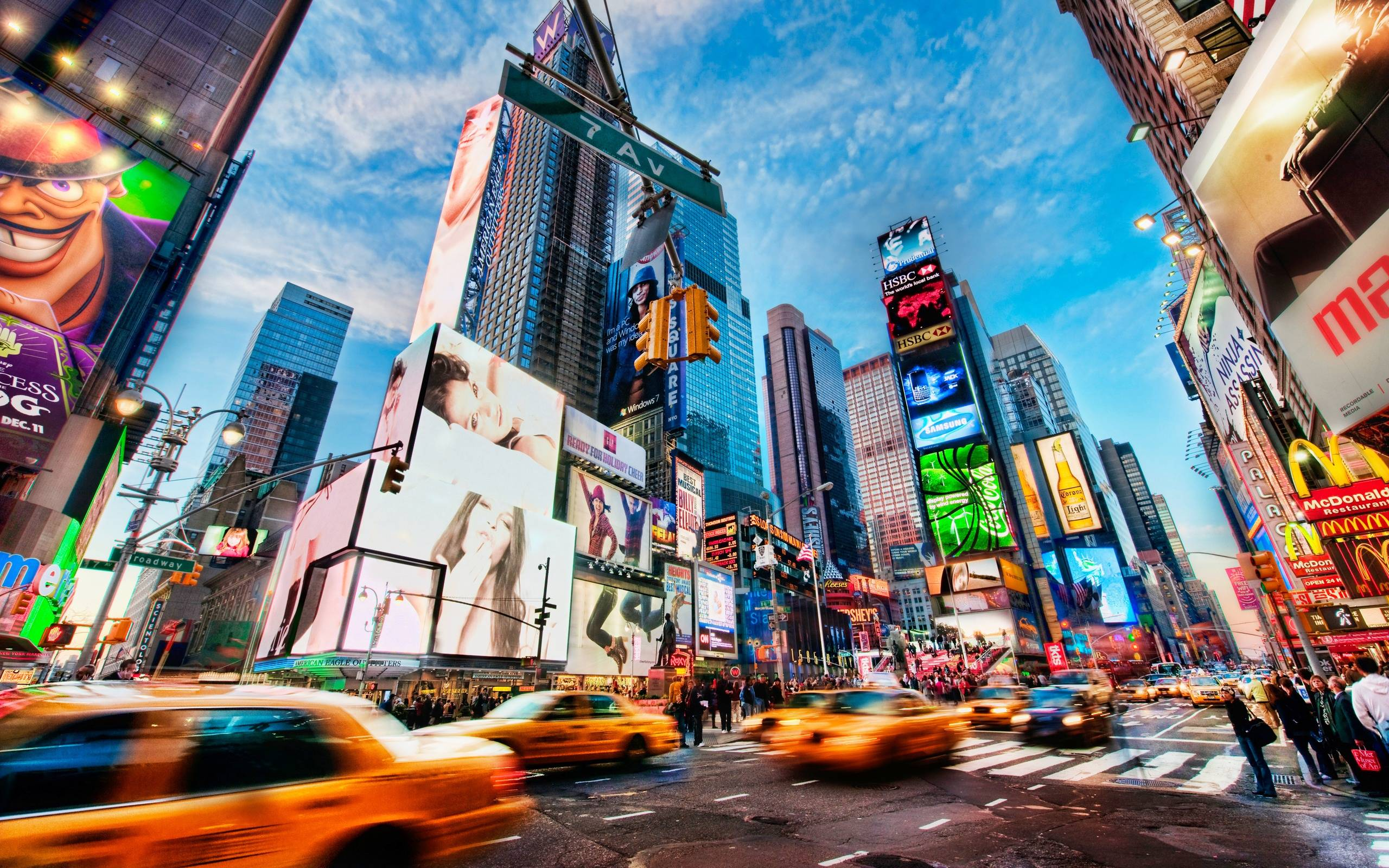 Times Square New York Wallpapers