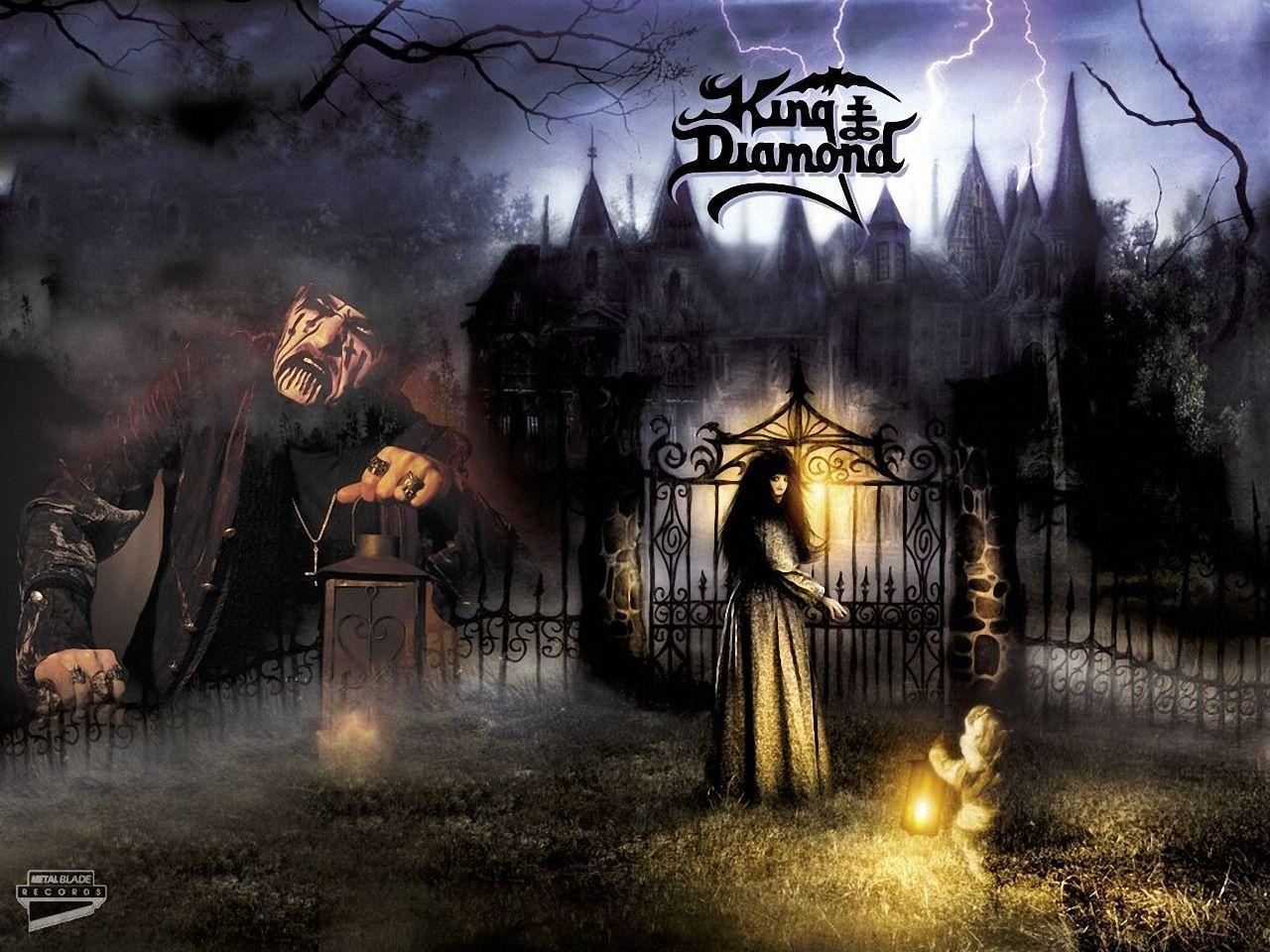 King Diamond Wallpapers Wallpaper Cave