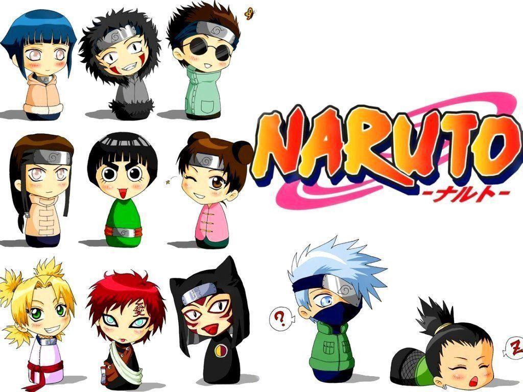 Anime Characters Naruto : Naruto chibi wallpapers wallpaper cave
