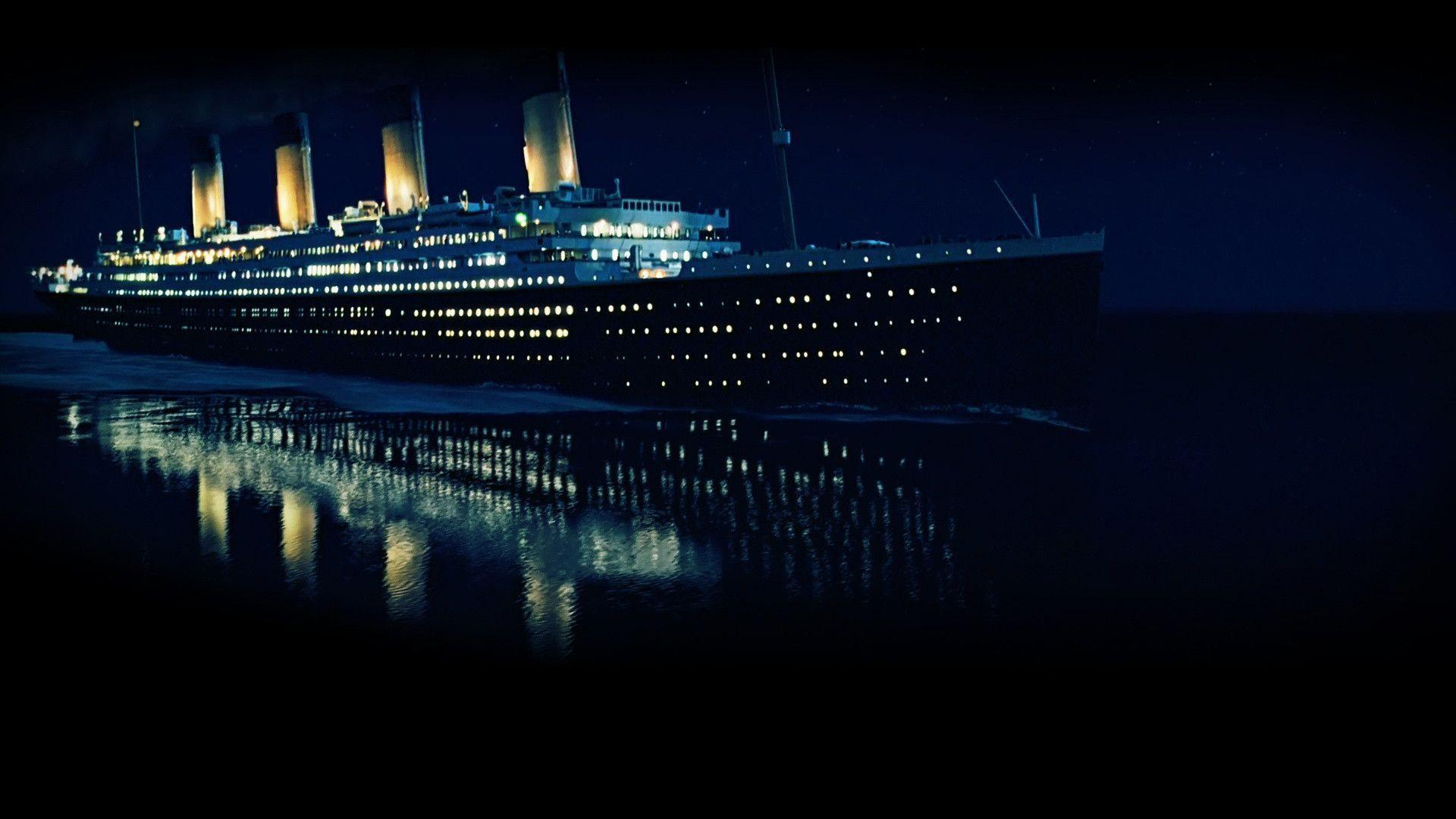 Titanic 3d Wallpapers Wallpapers