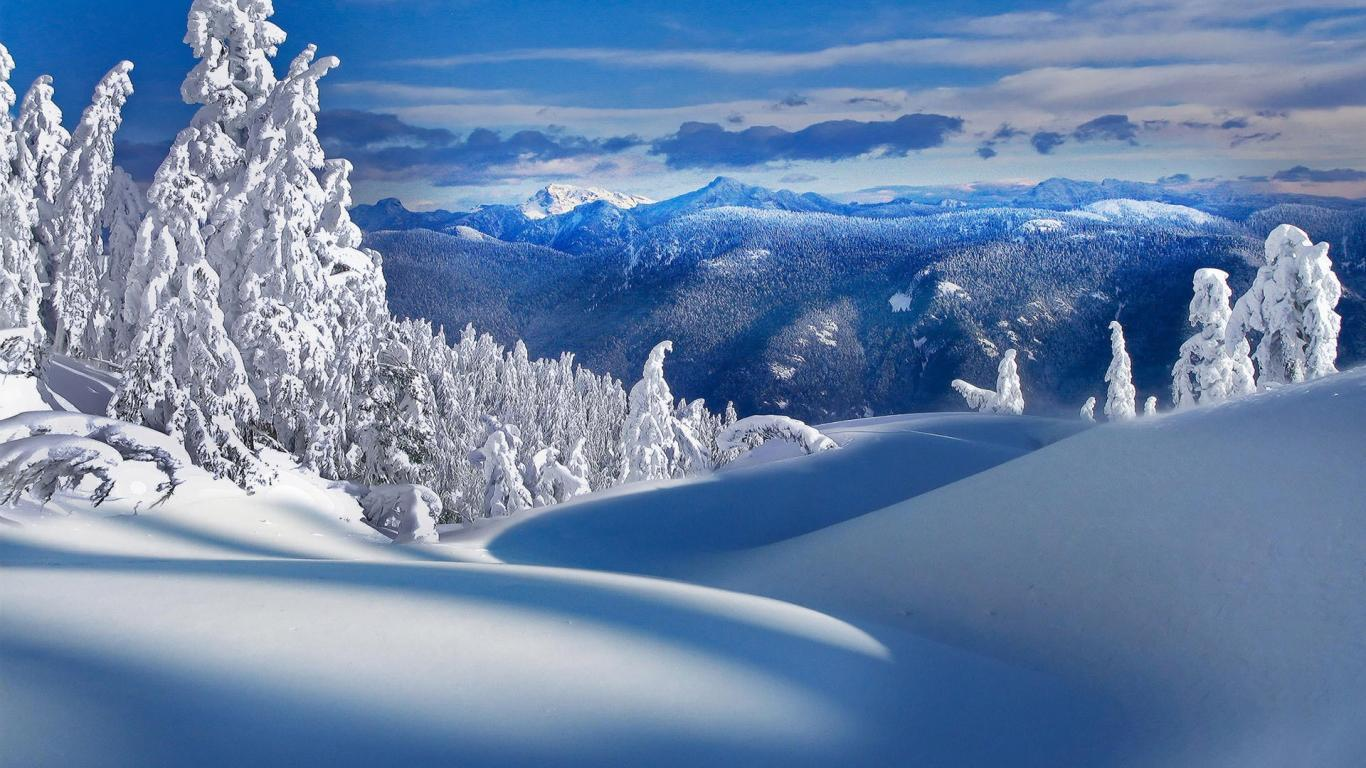 Image For > Beautiful Snow Wallpapers Hd