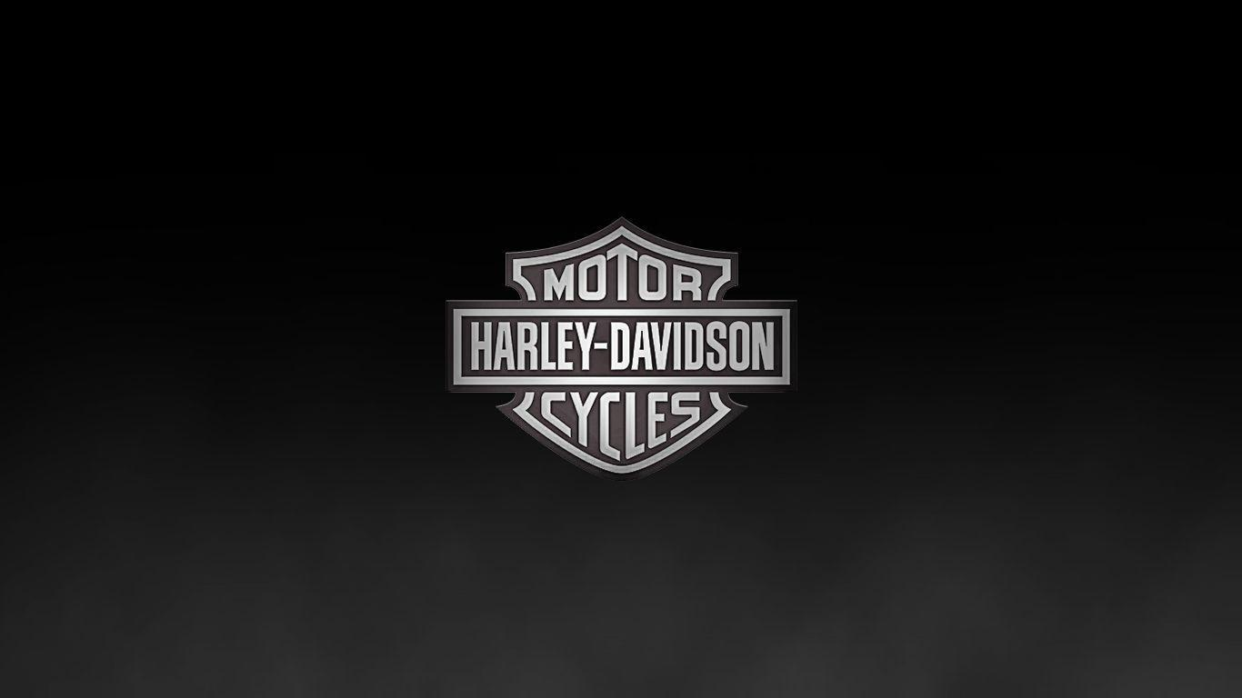 newest harley davidson logo wallpapers - photo #3
