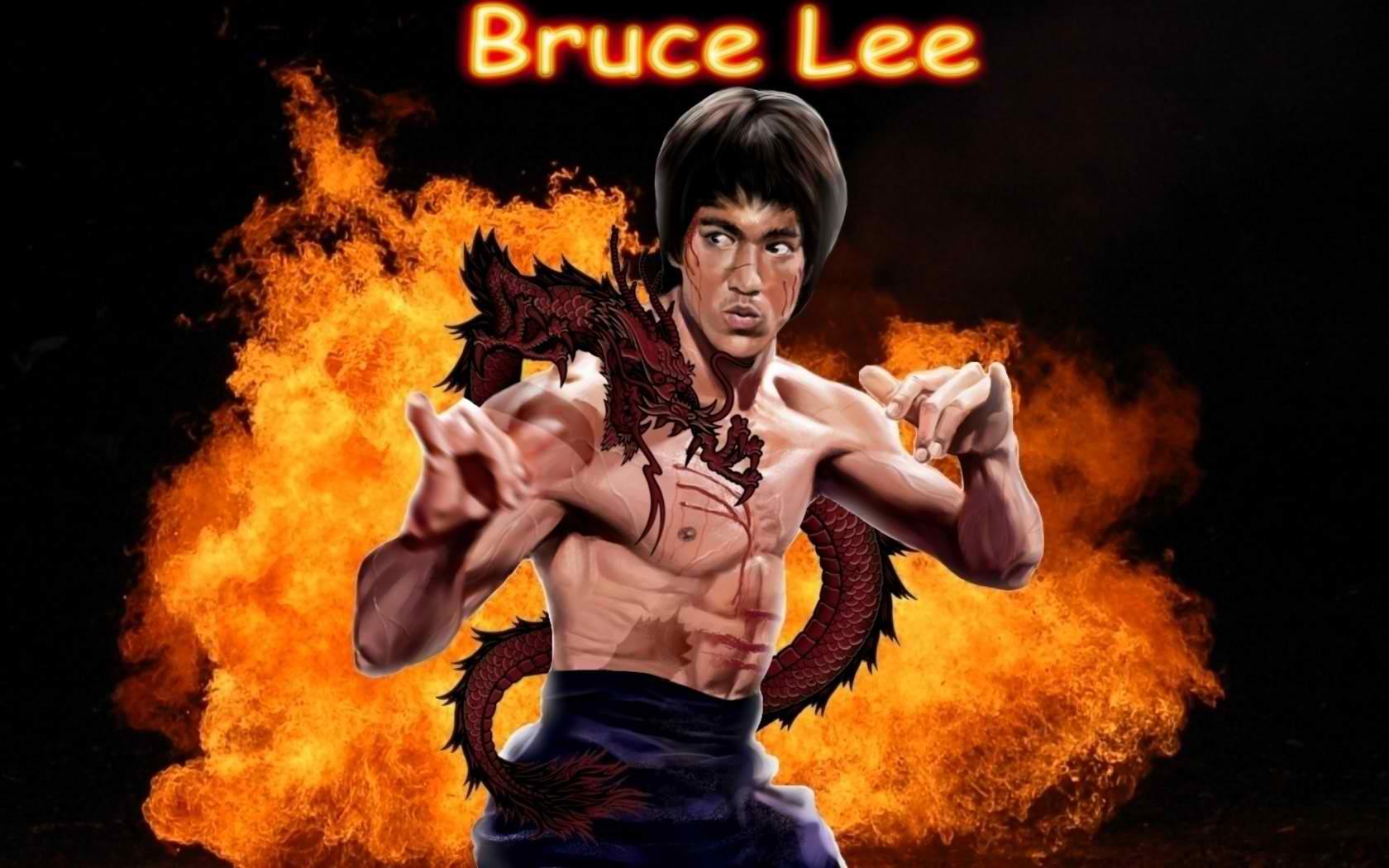Bruce Lee - Bruce Lee Wallpaper (27305145) - Fanpop