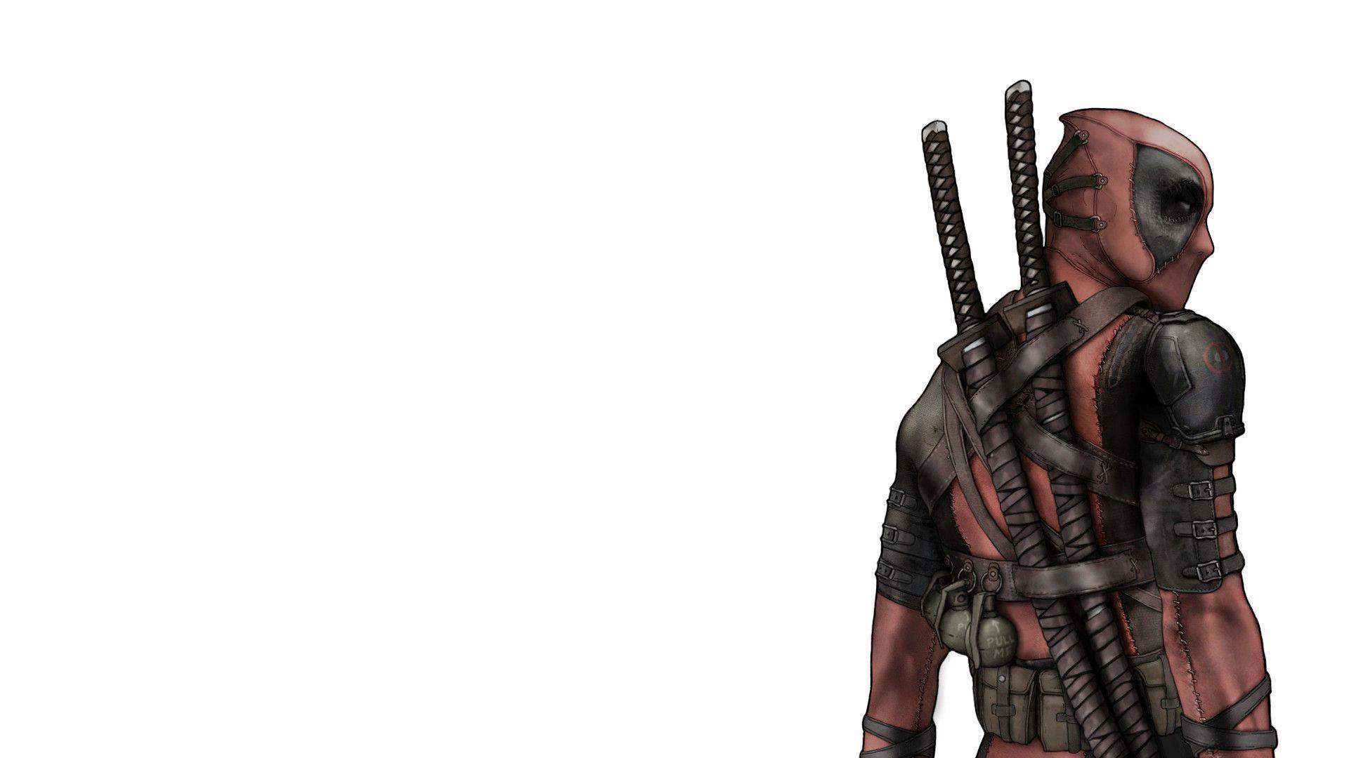 Deadpool Marvel wallpaper - 982715