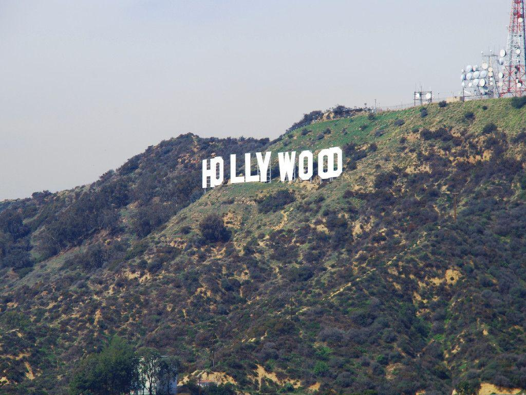how to walk to the hollywood sign