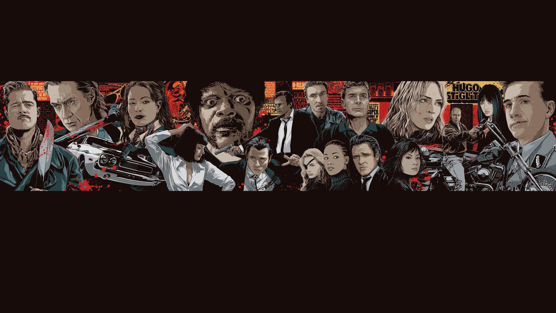 Pulp Fiction Wallpaper #