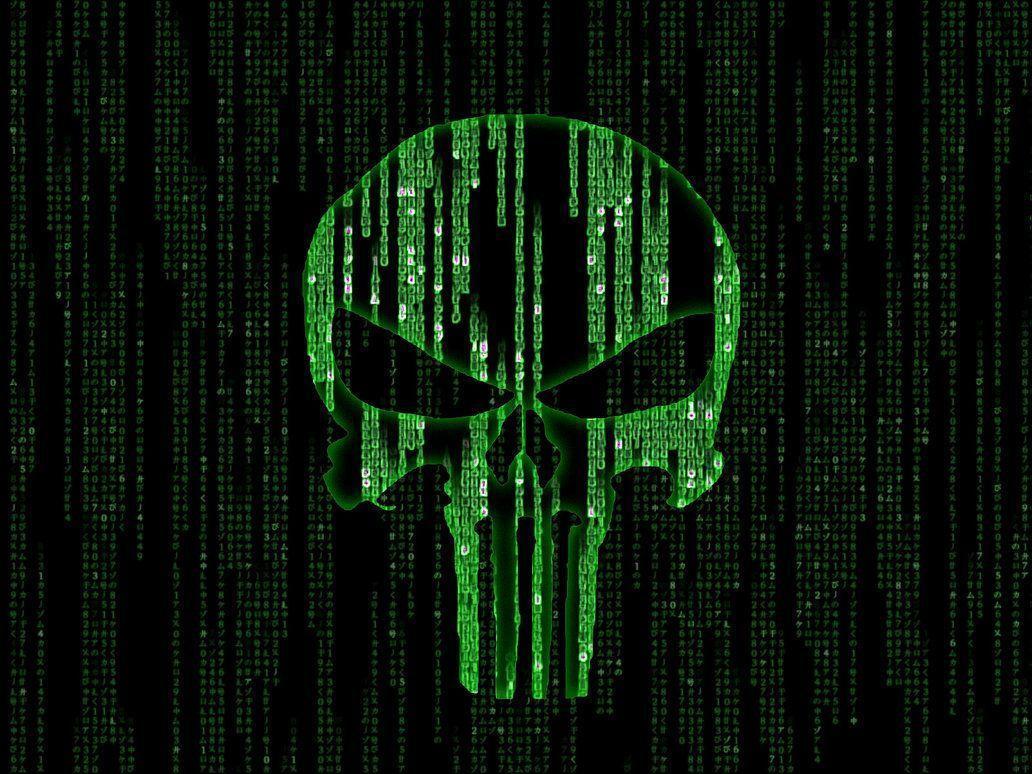 Punisher Logo Wallpapers Wallpaper Cave