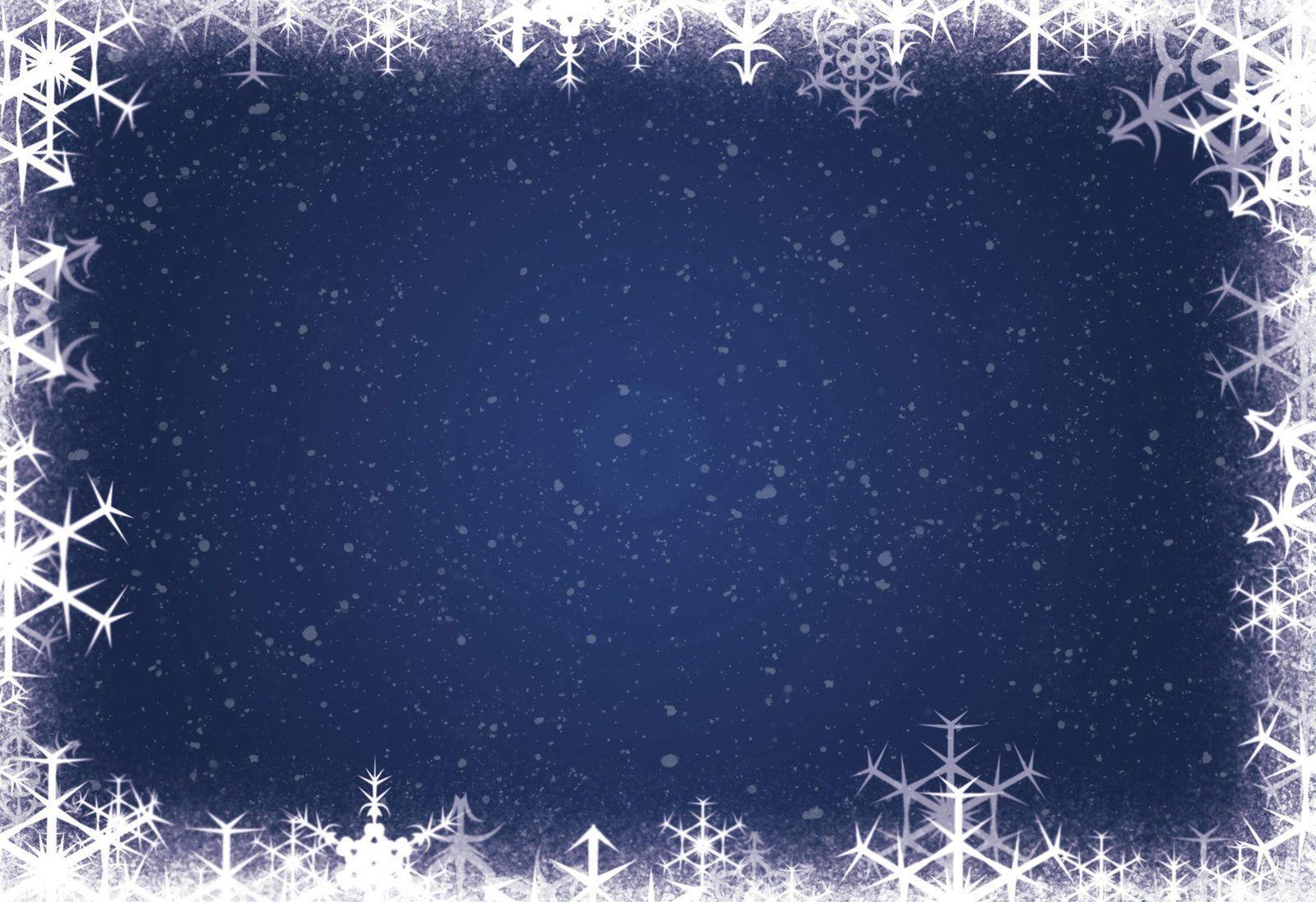 real snowflakes background - photo #26