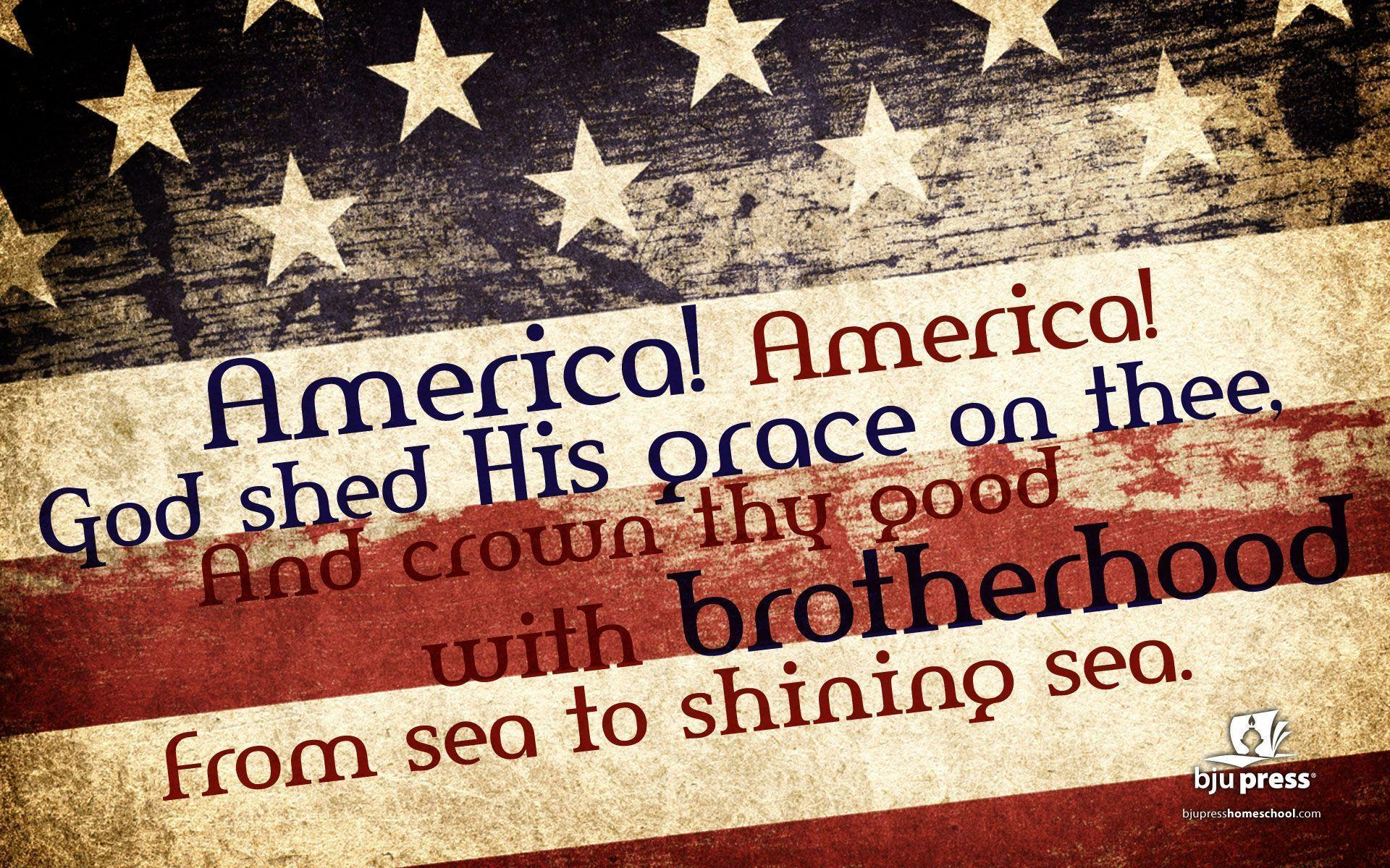 Tattered American Flag Wallpapers