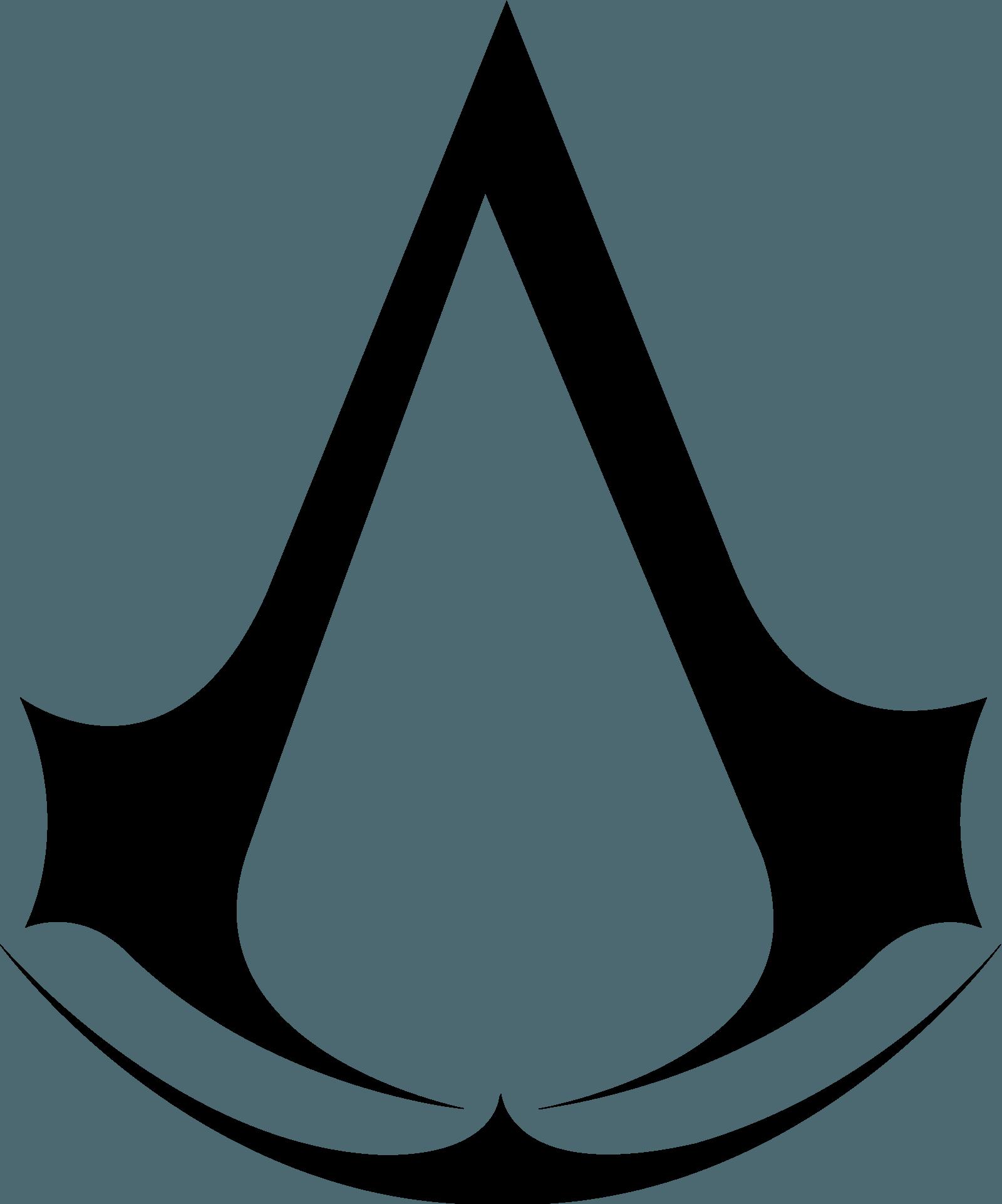 Afbeeldingsresultaat voor assassins creed logo
