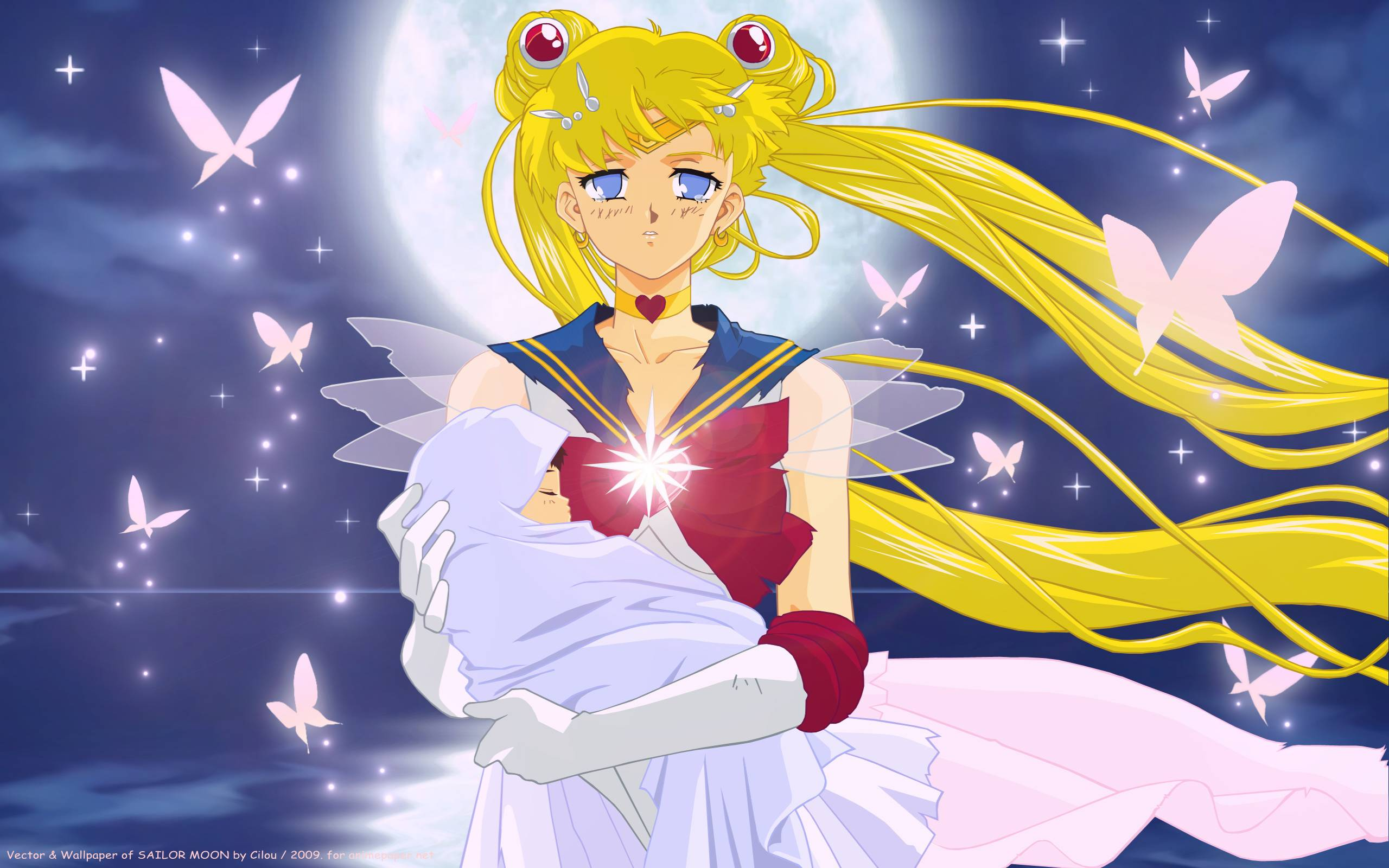Sailor Moon Wallpapers - Wallpaper Cave
