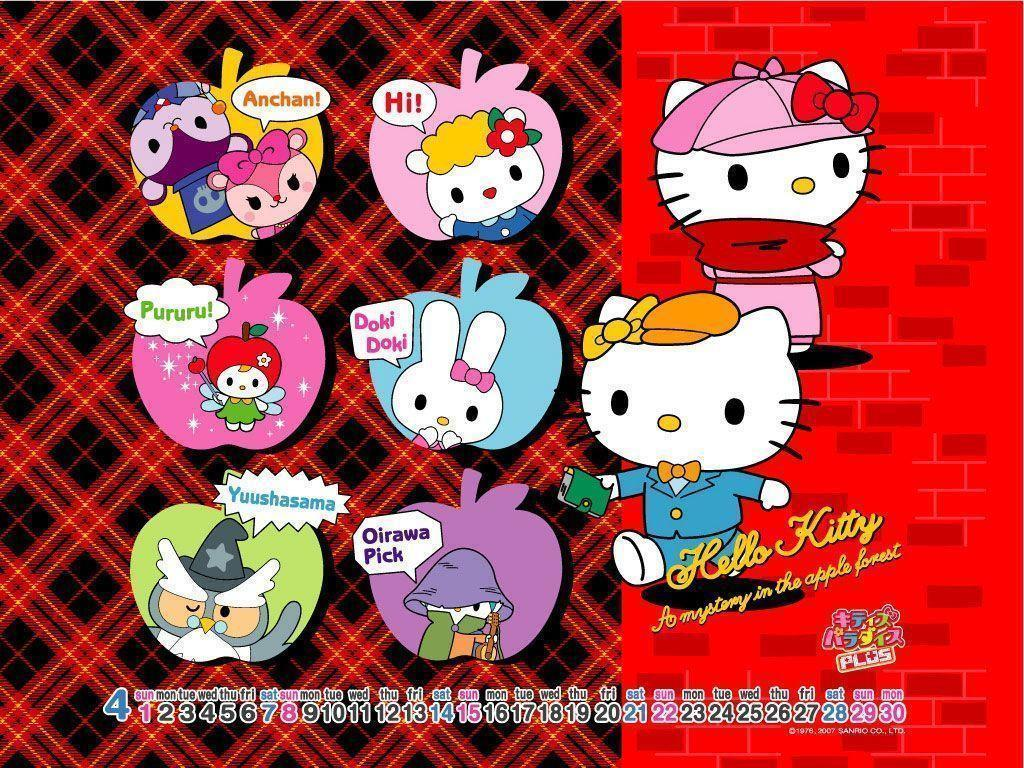Hello Kitty Wallpapers - hello kitty wallpaper download - free ...