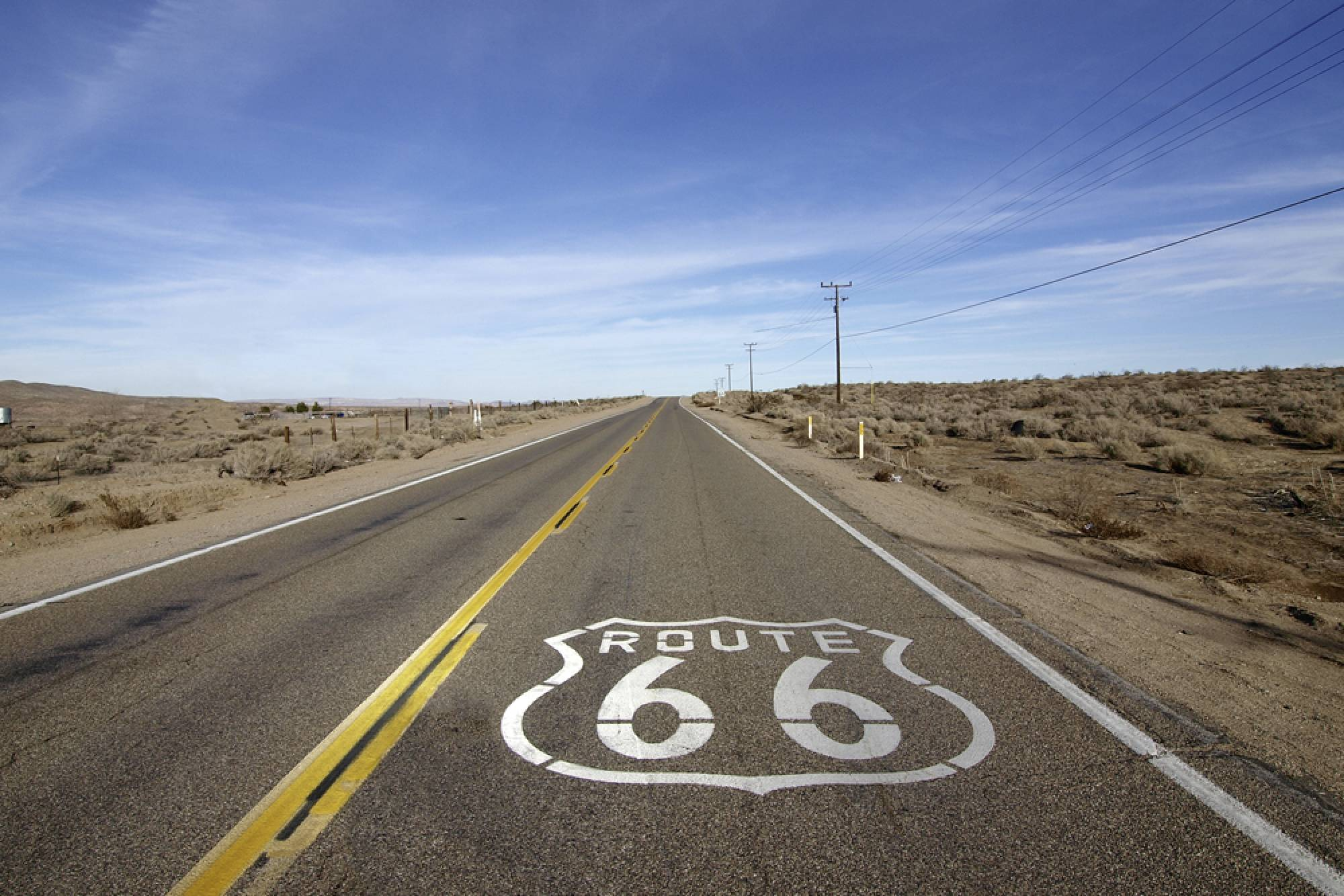 Awesome Route 66 Wallpaper