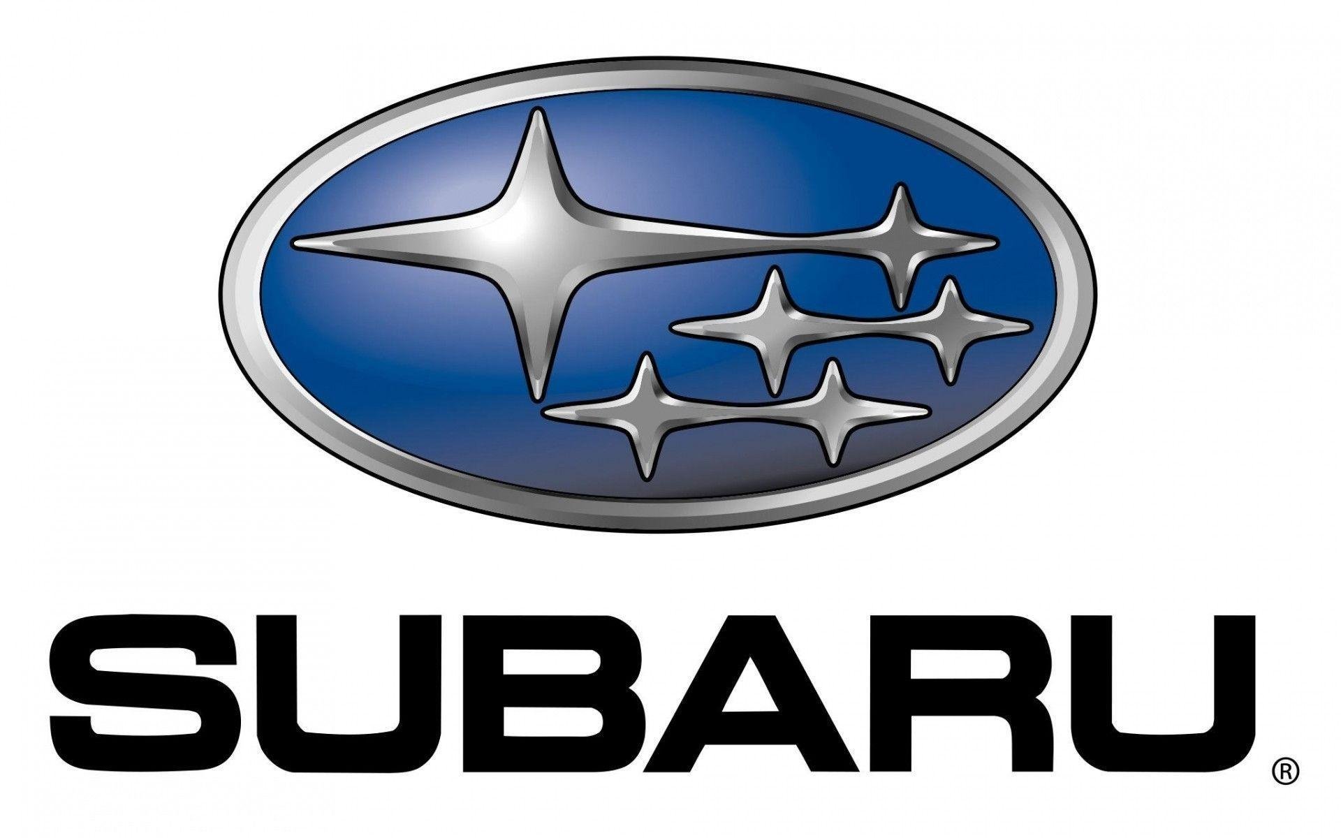 Subaru Car Company Logo HD Wallpapers #