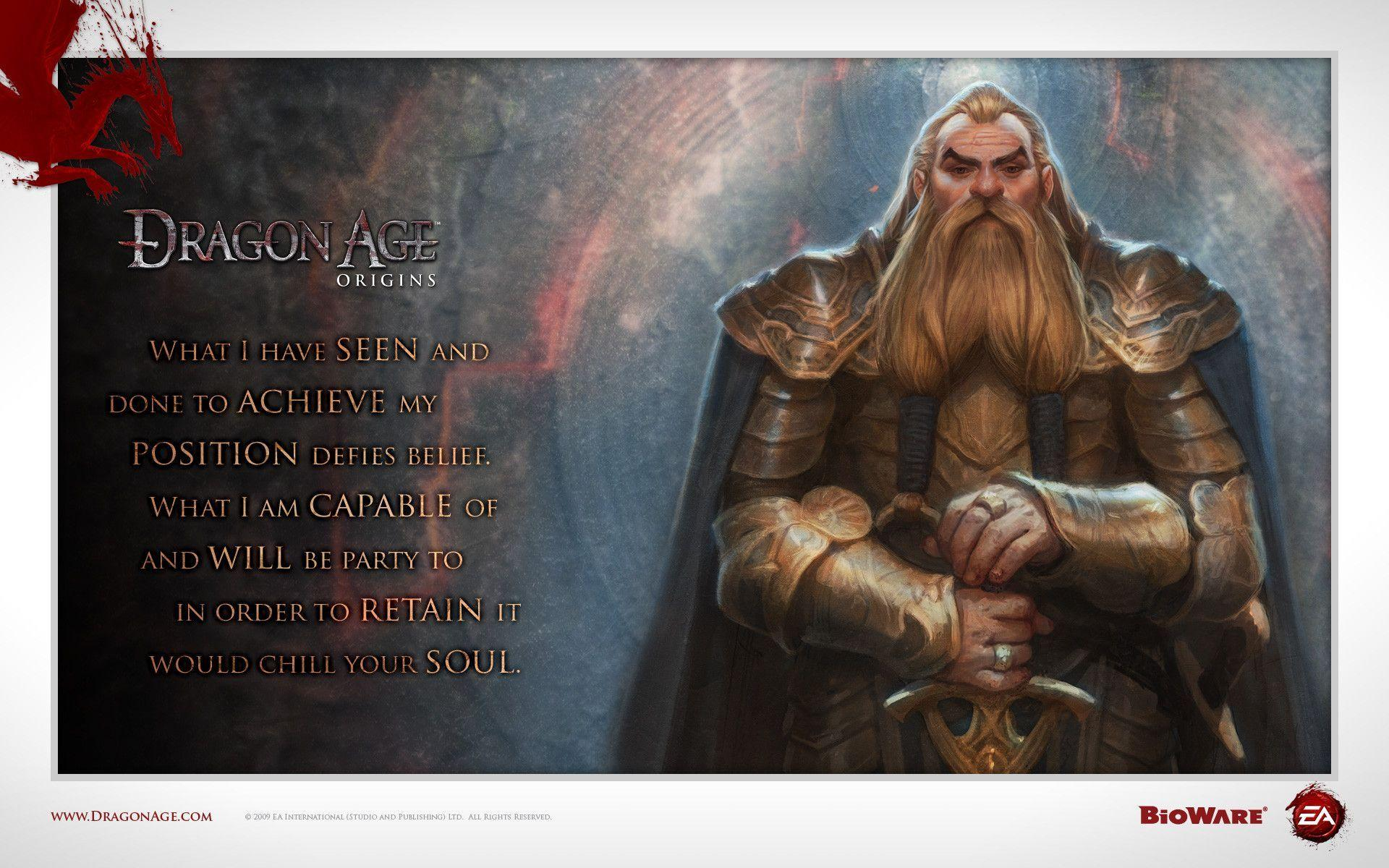 Dragon Age Origins Wallpapers HD - Wallpaper Cave