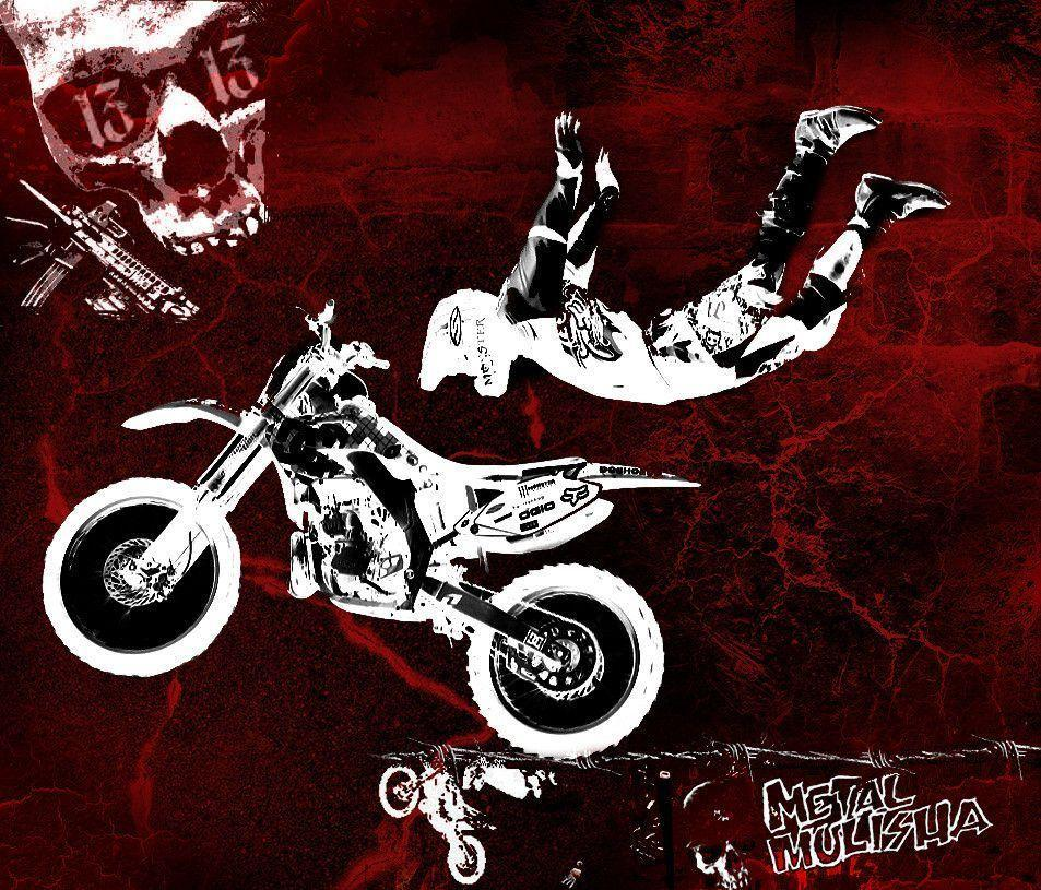 Metal Mulisha Wallpapers Wallpaper Cave